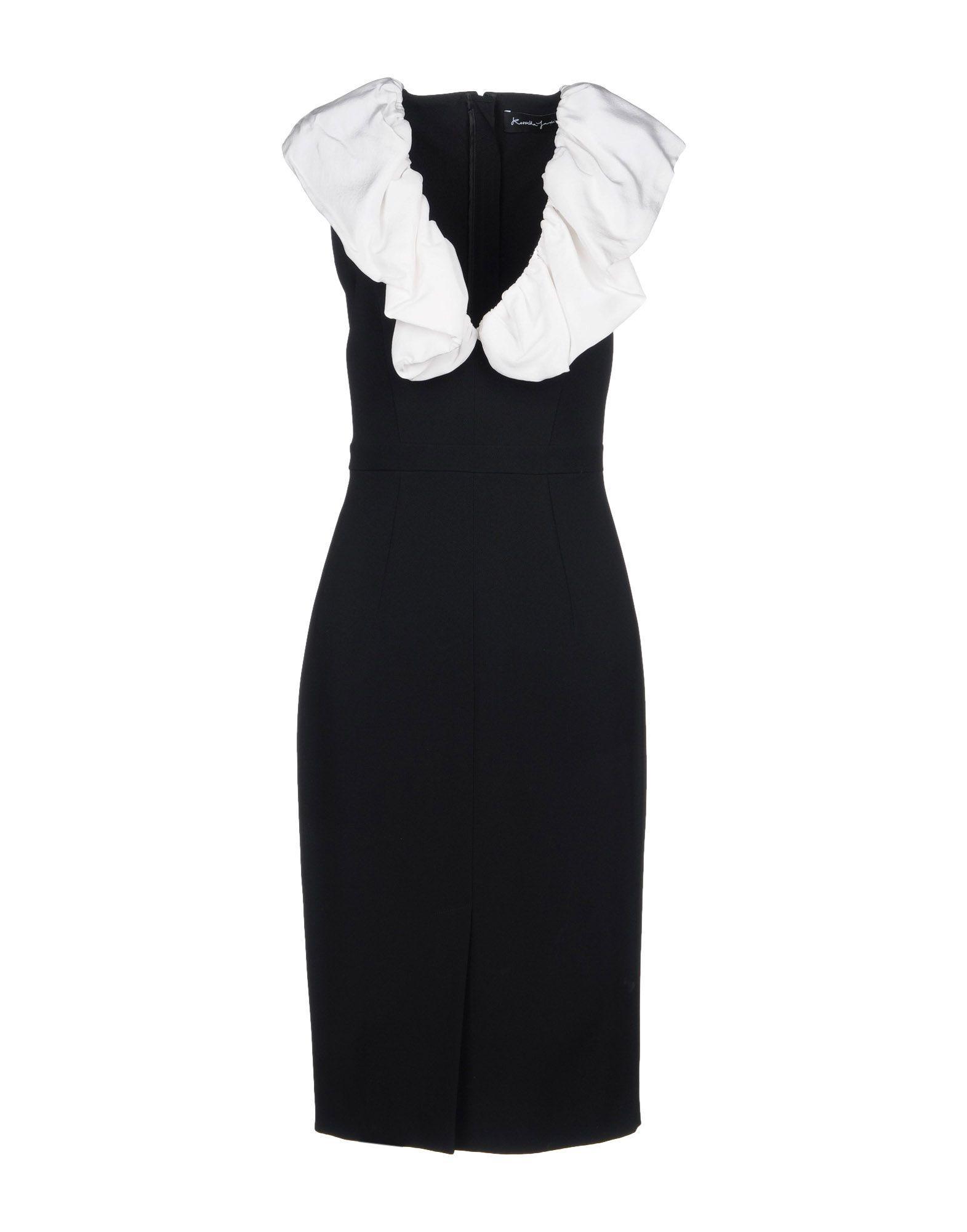 DRESSES - Knee-length dresses Rossella Jardini LKzFCk