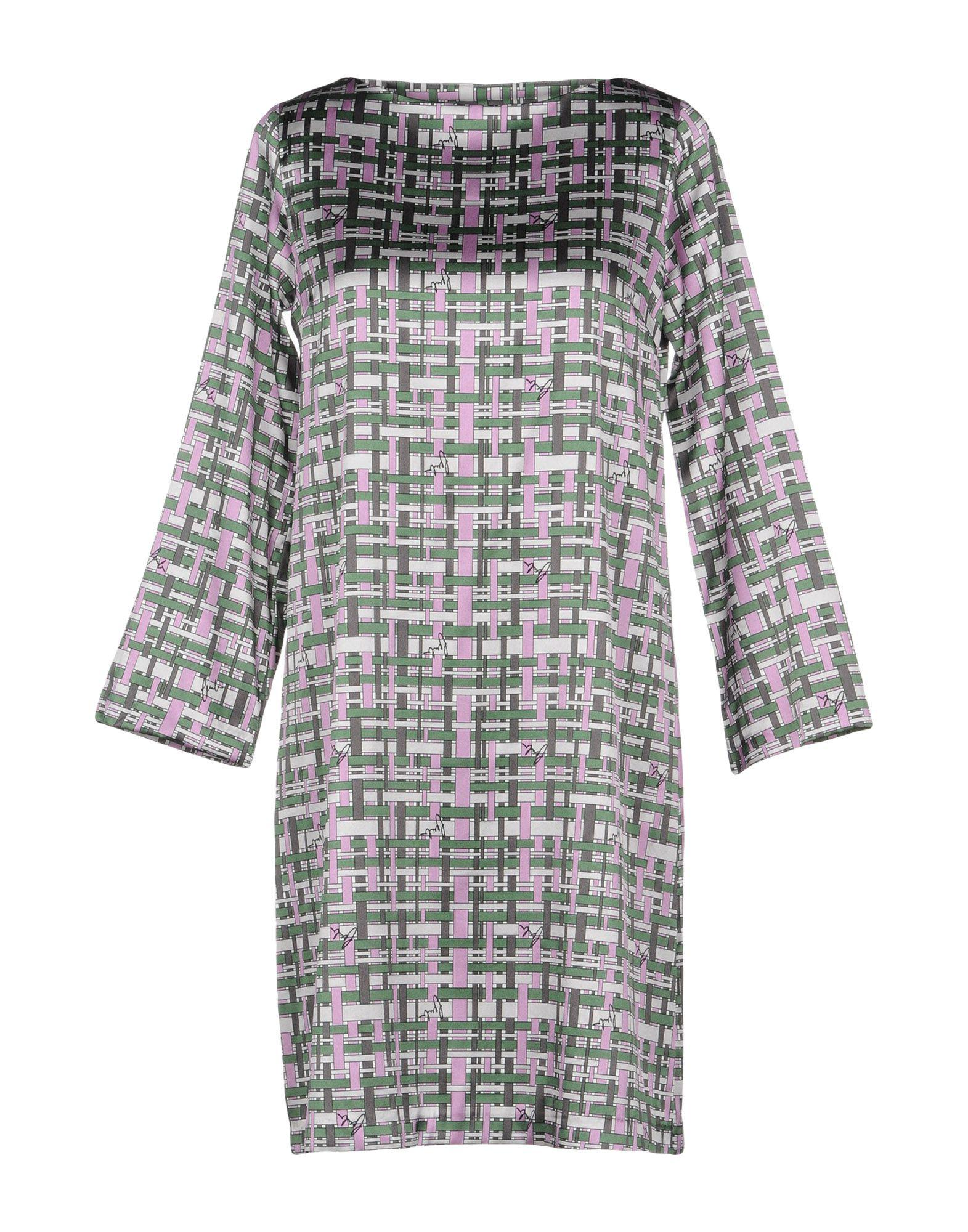 455daaa08e5 Bini Como Short Dress in Purple - Lyst