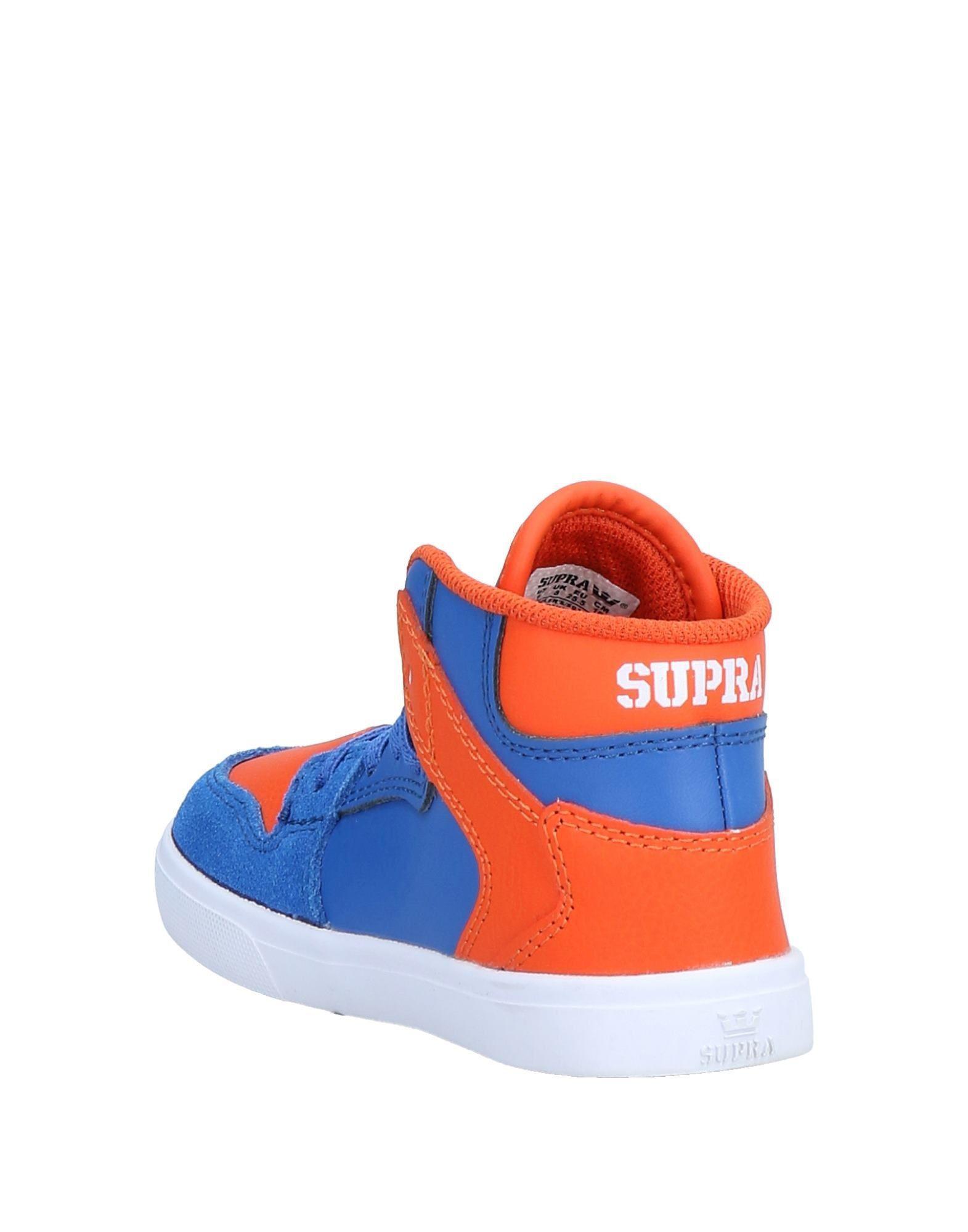 baaf079079bc Lyst - Supra High-tops   Sneakers in Blue for Men