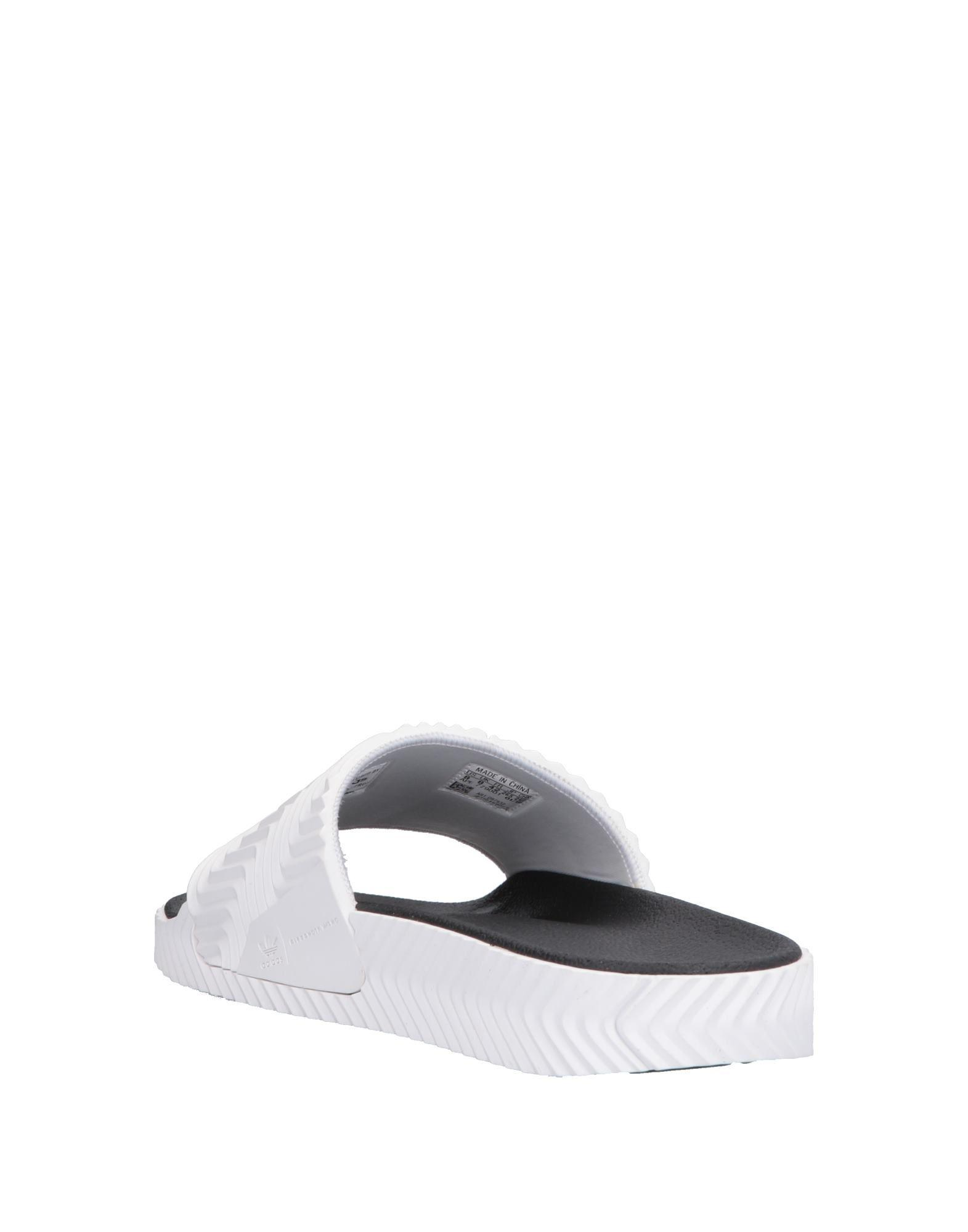 38d56d63dbca Lyst - adidas Originals Sandals in White for Men
