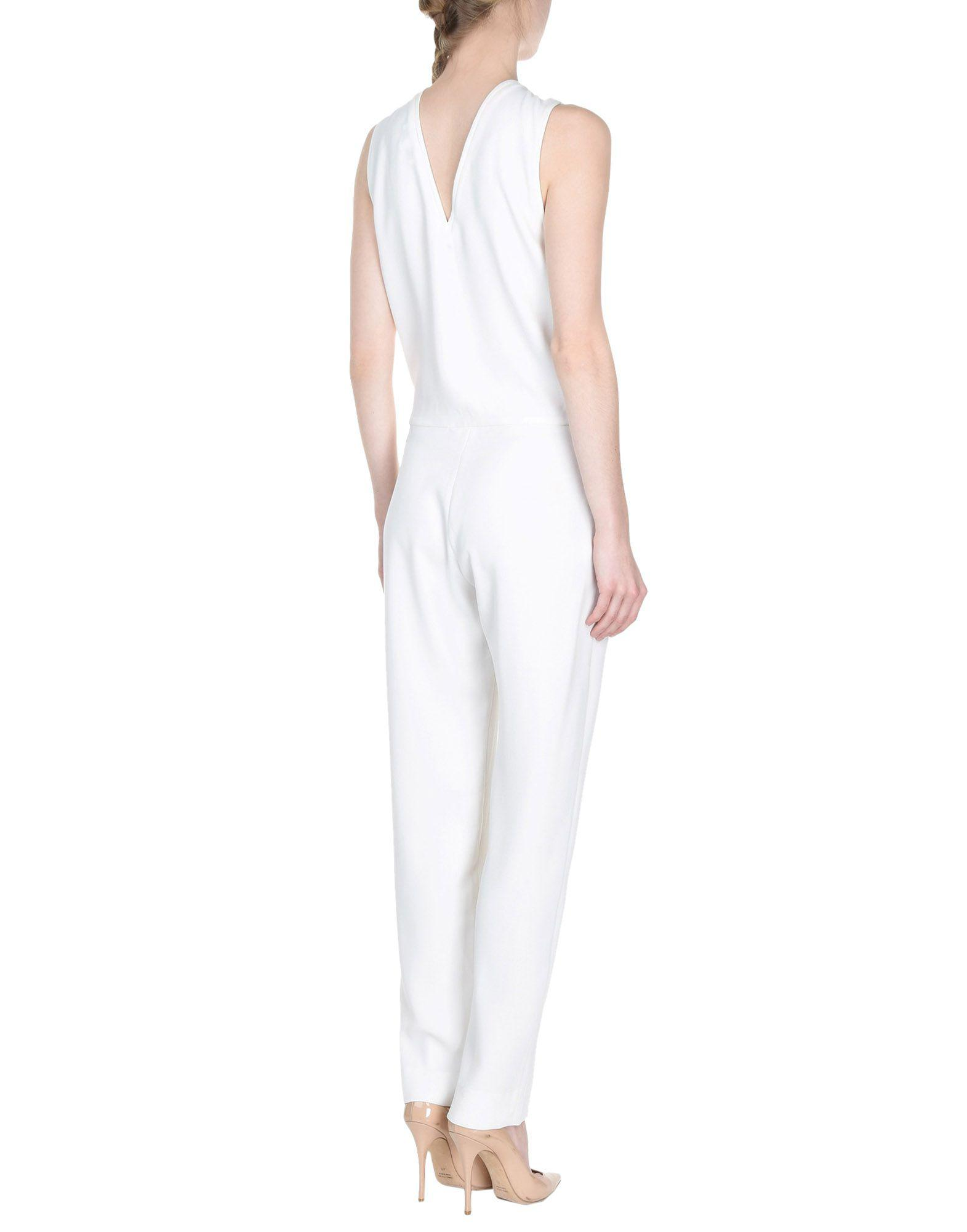 0b285af89f0 IRO Jumpsuit in White - Lyst