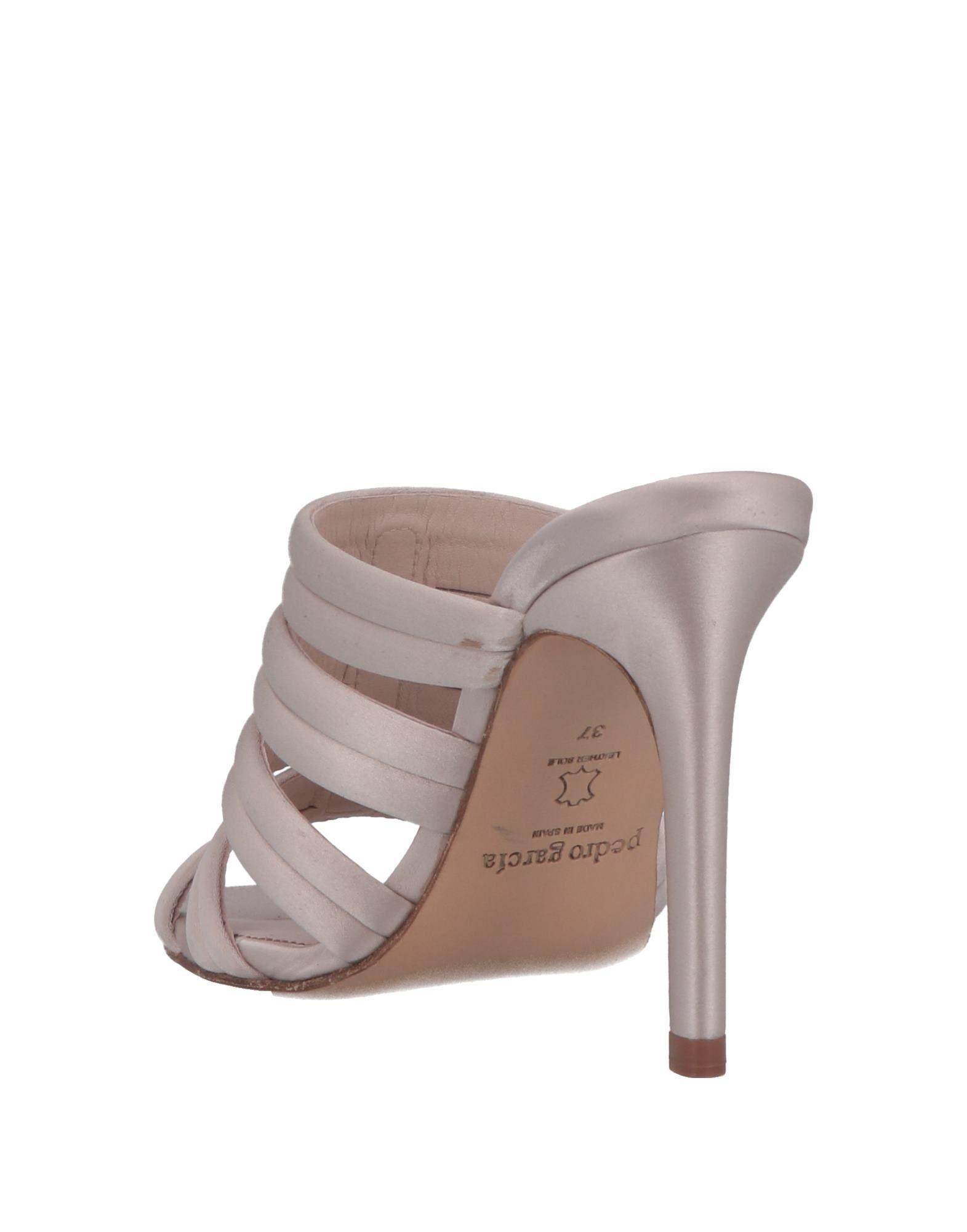 Lyst - Pedro Garcia Sandals in Natural 0fb96391089