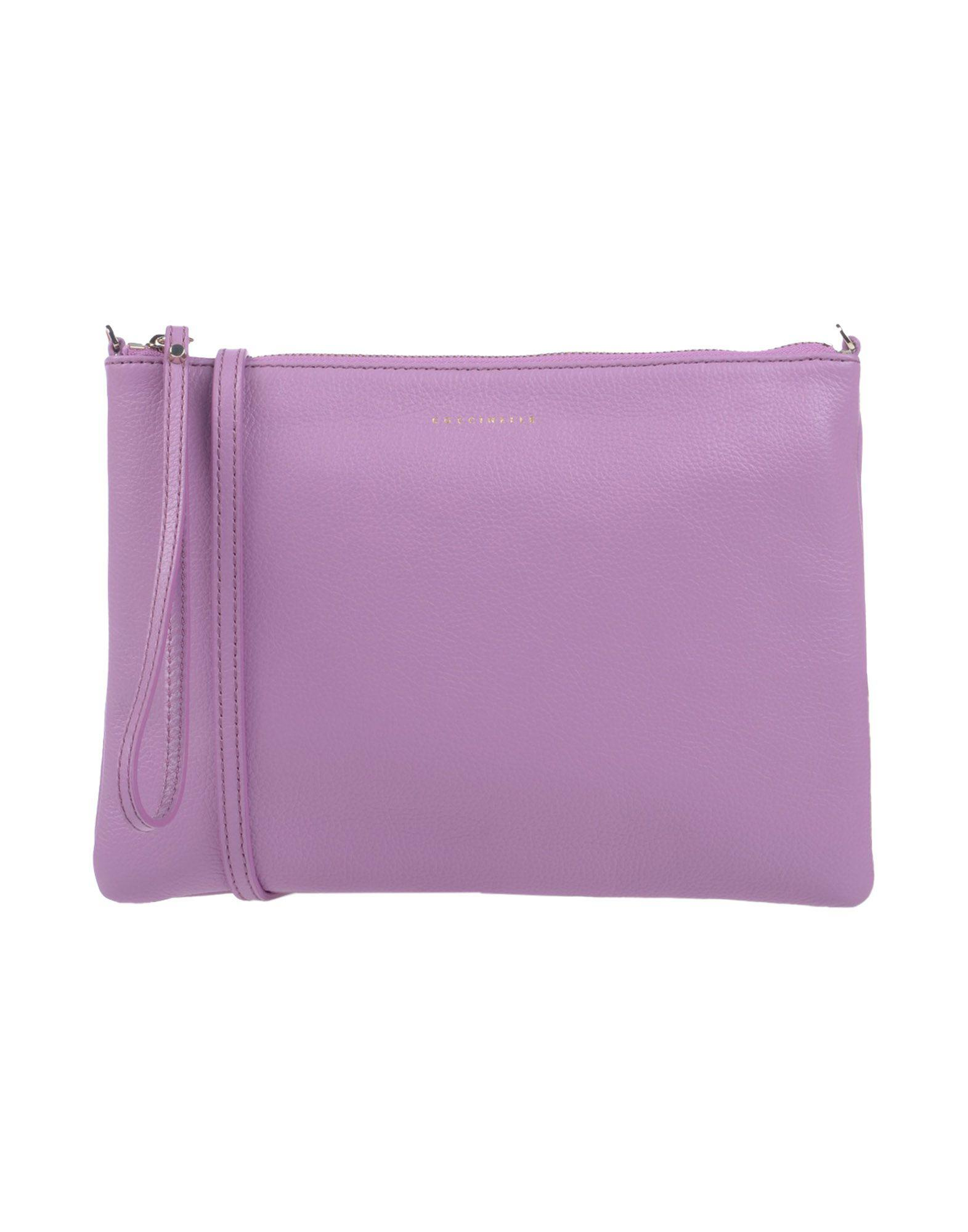 96af3ddd9 Lyst - Bolso de mano Coccinelle de color Morado
