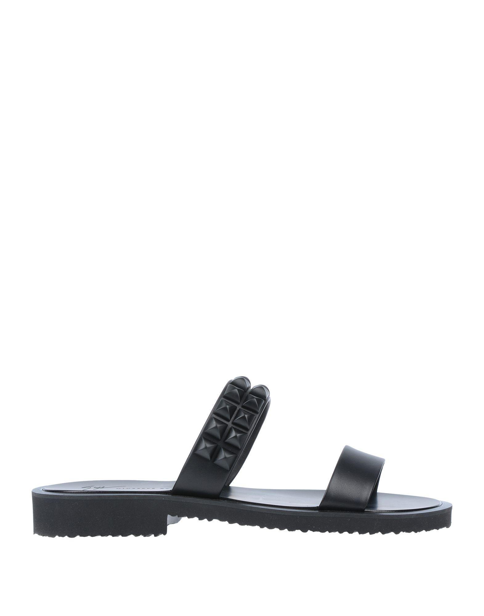 b7efc6b85 Lyst - Giuseppe Zanotti Sandals in Black for Men