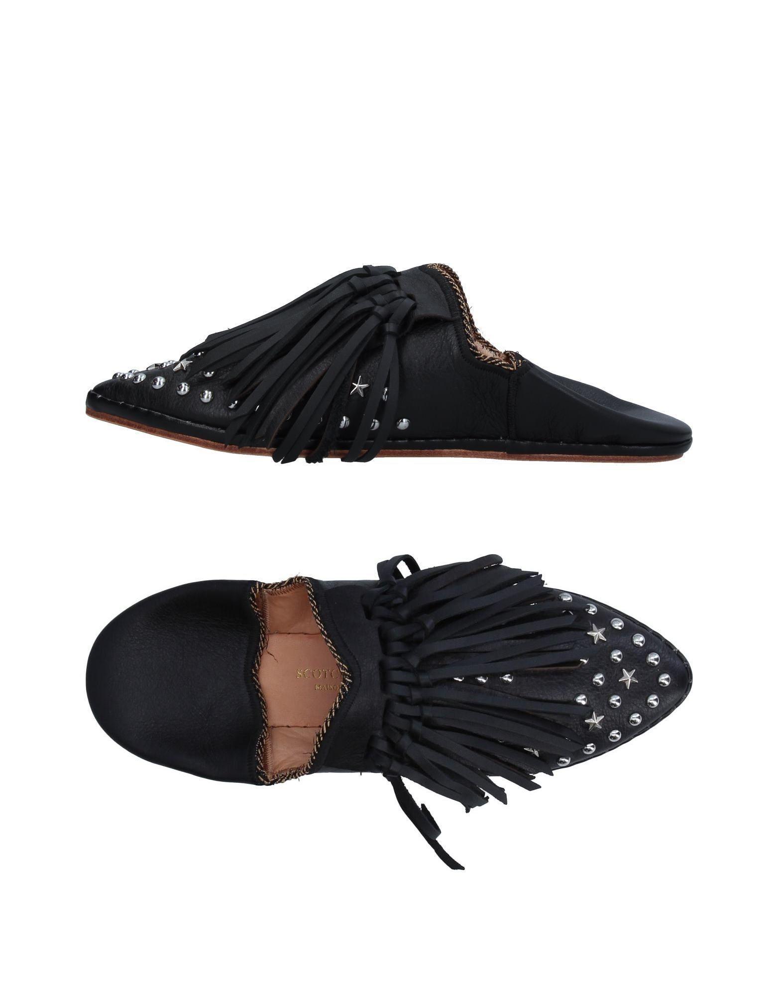 Chaussures - Mules De Maison Scotch 6i6ZKfK