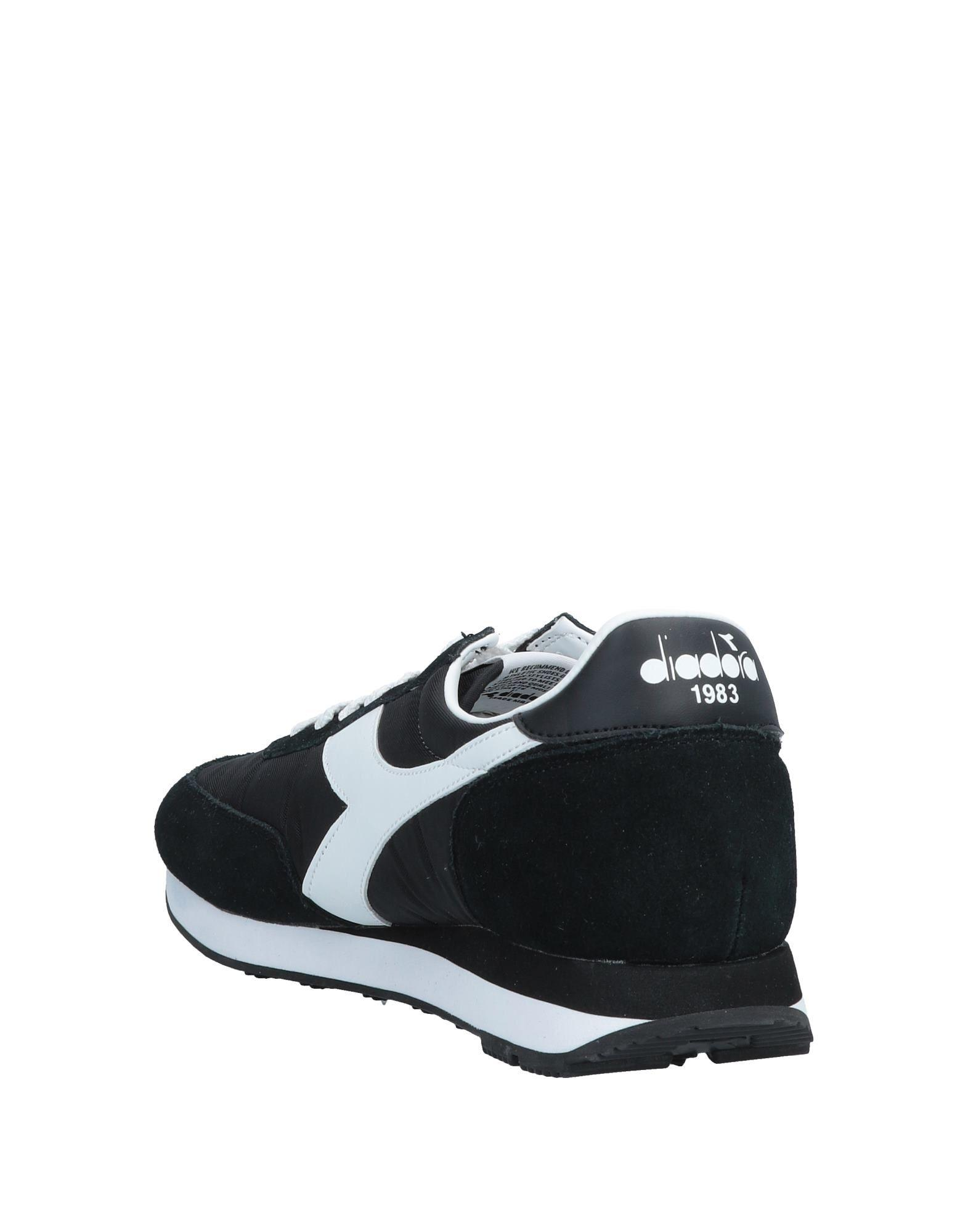 e8e23c0655 Diadora Low-tops & Sneakers in Black for Men - Lyst