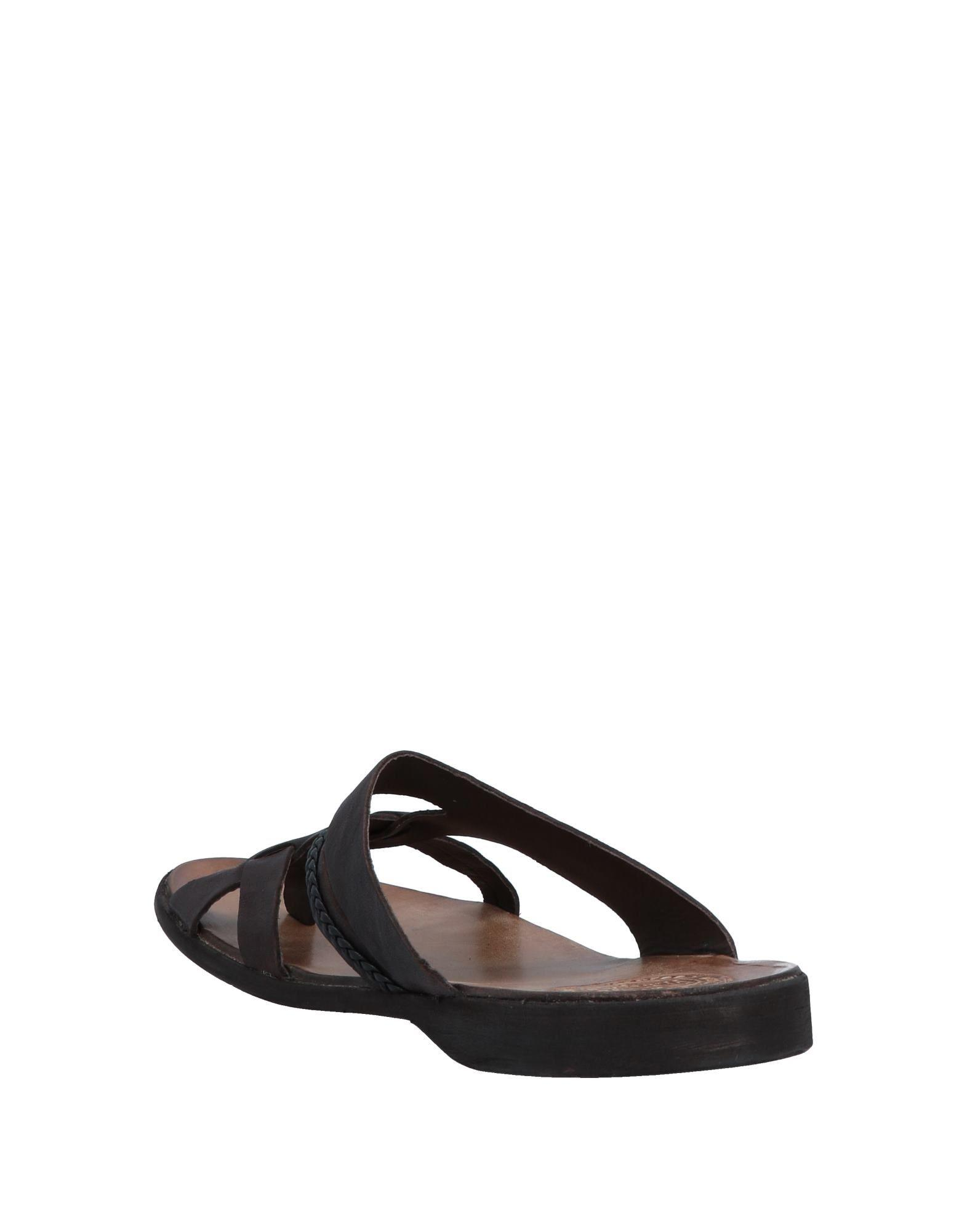 6fb84b9326a Pawelk S Toe Strap Sandal in Brown for Men - Lyst