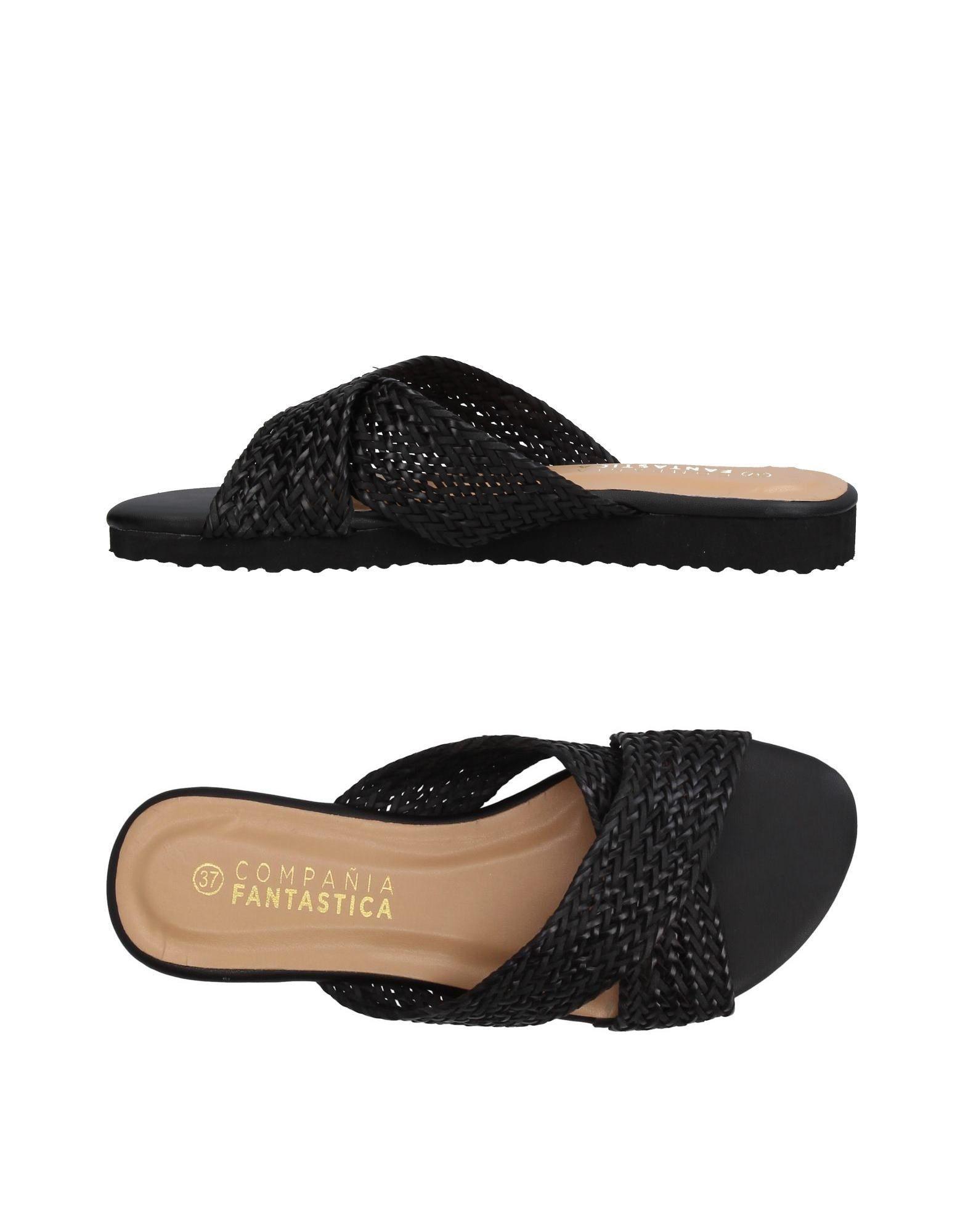 FOOTWEAR - Sandals Compañíafantástica XVW9gIes