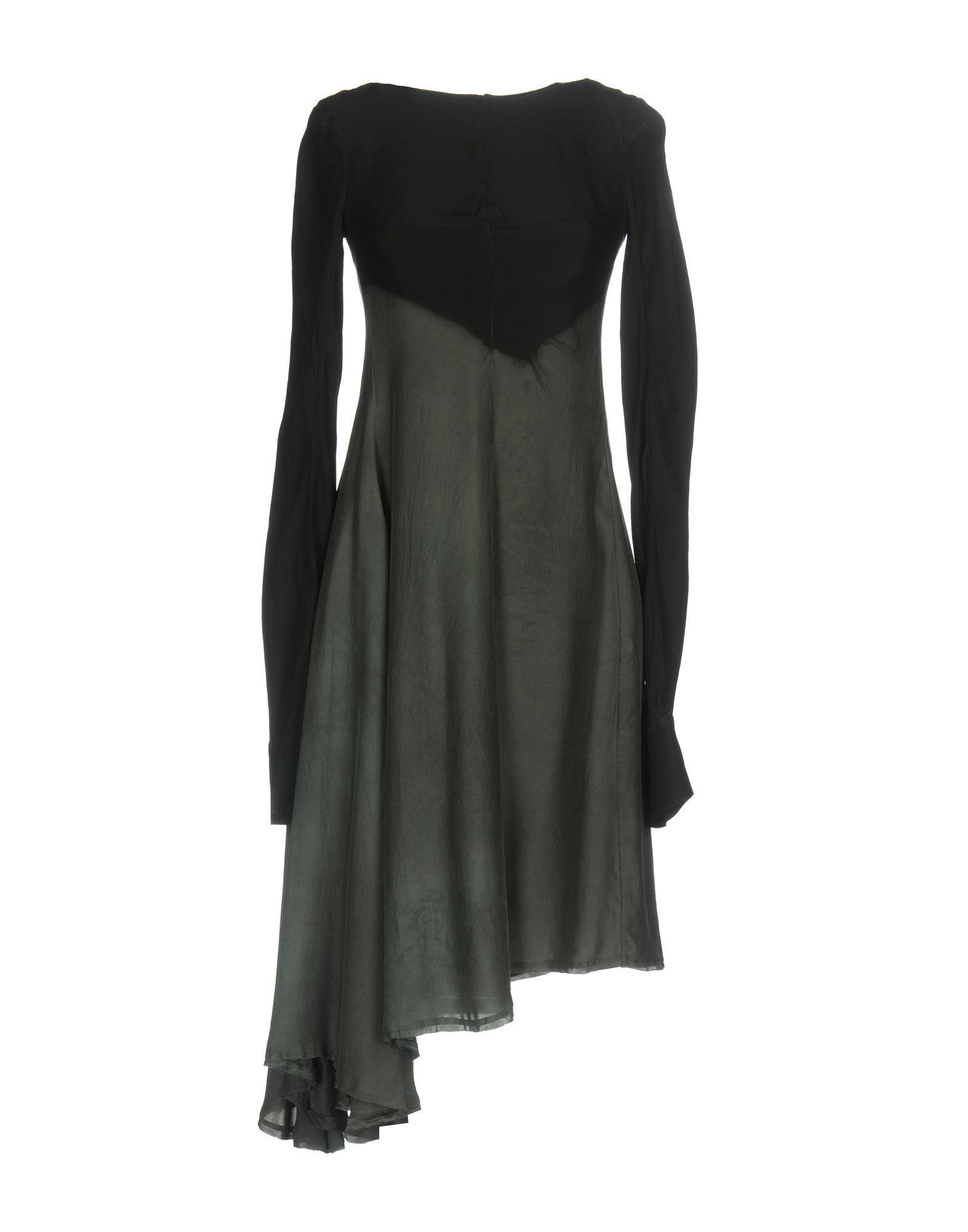 DRESSES - Knee-length dresses Marc Le Bihan AtIvSL