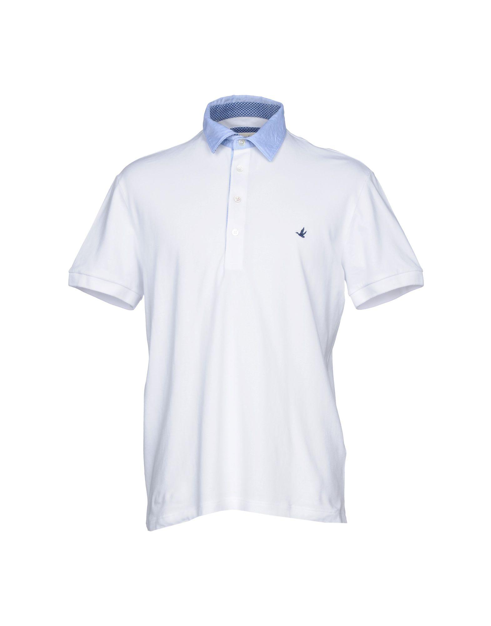 Polo White Men Brooksfield Lyst For In Shirt HqRYn5Iw