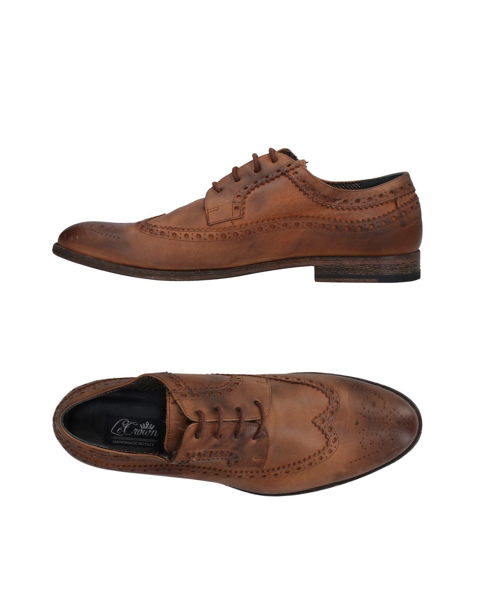 Chaussure Le Couronne À Lacets EpNNWv