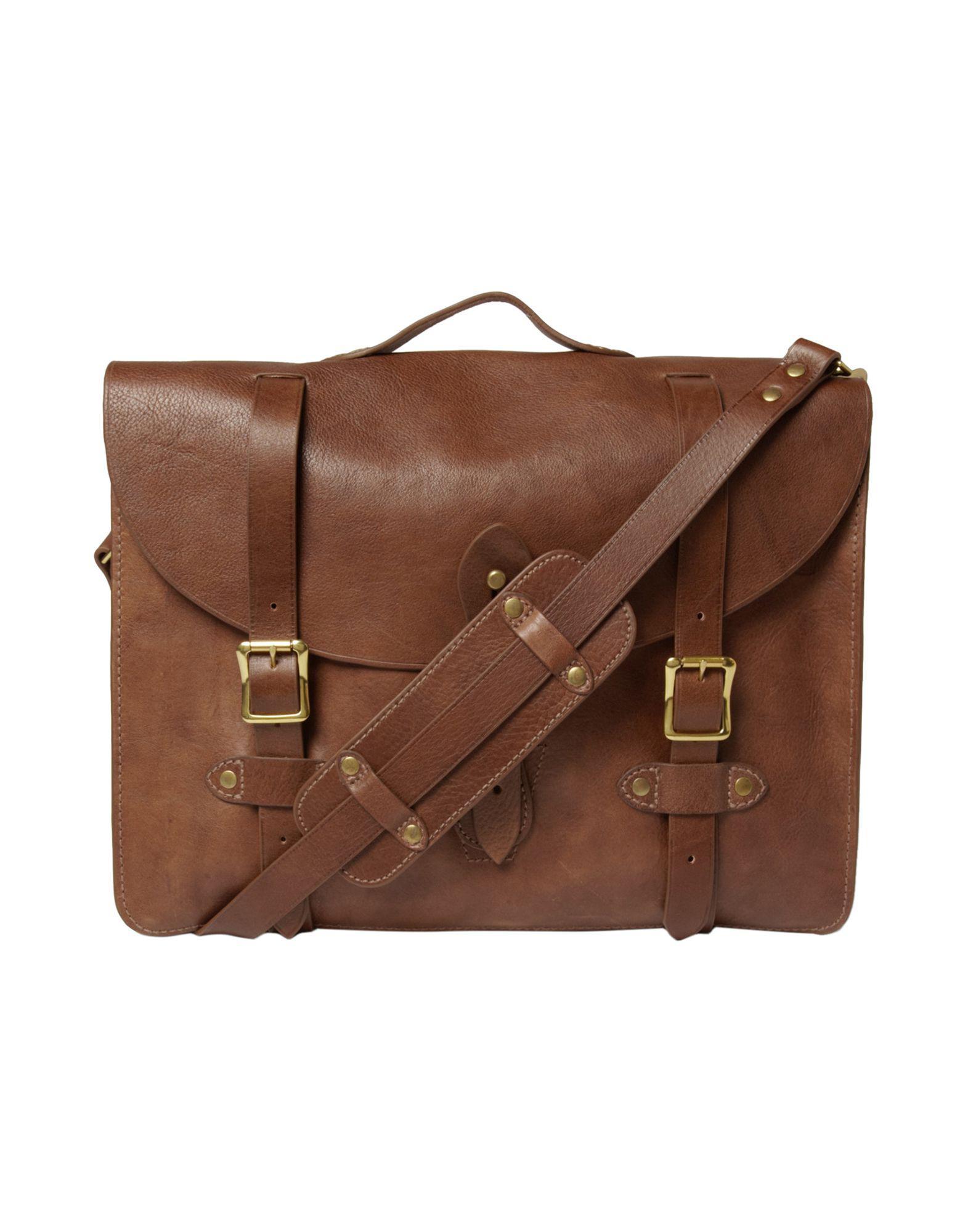 J Crew Men S Brown Handbags