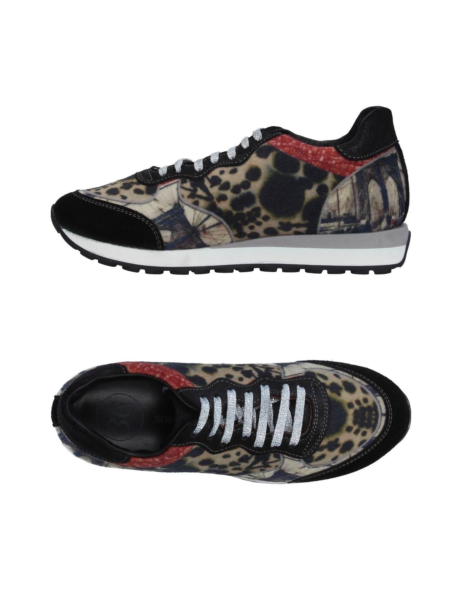 FOOTWEAR - Low-tops & sneakers Soisire Soiebleu K4sXSjpQ