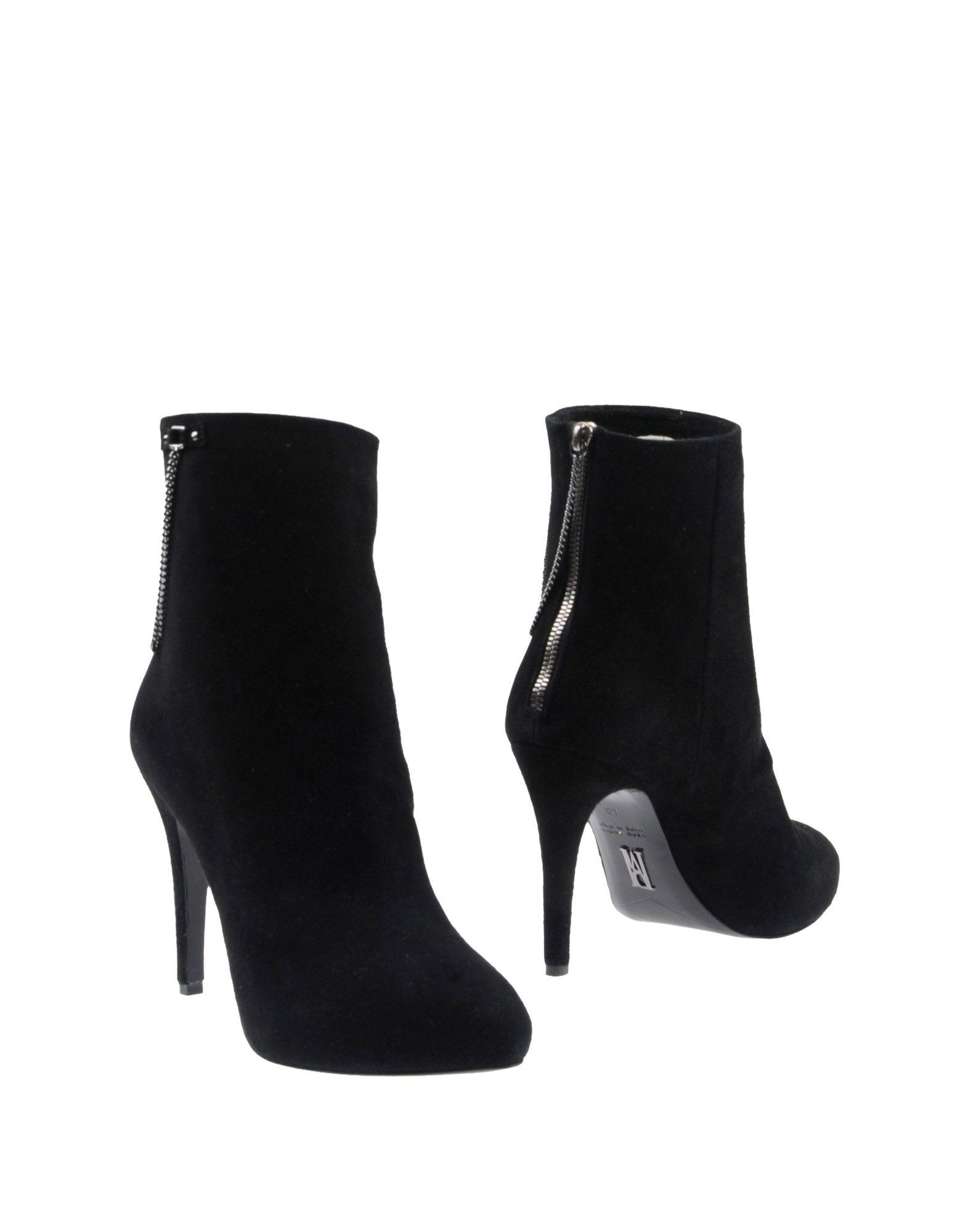 RODOLPHE MENUDIER Ankle Boots aA38Hd25