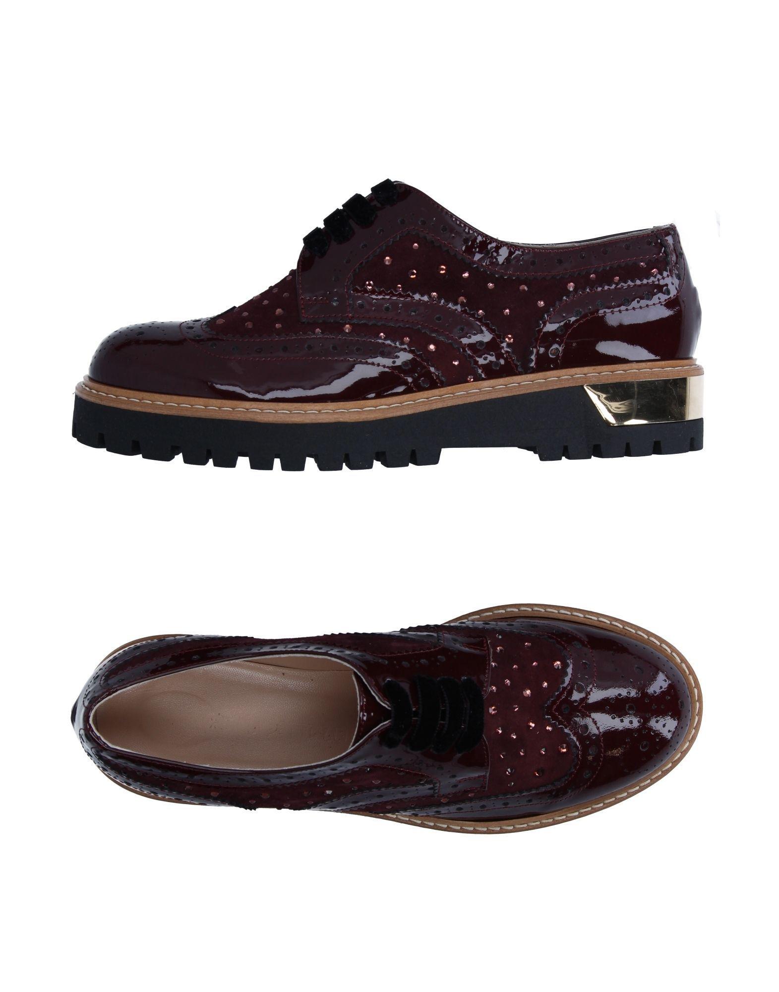 Loretta Pettinari Chaussures À Lacets v6Ba2NwDU