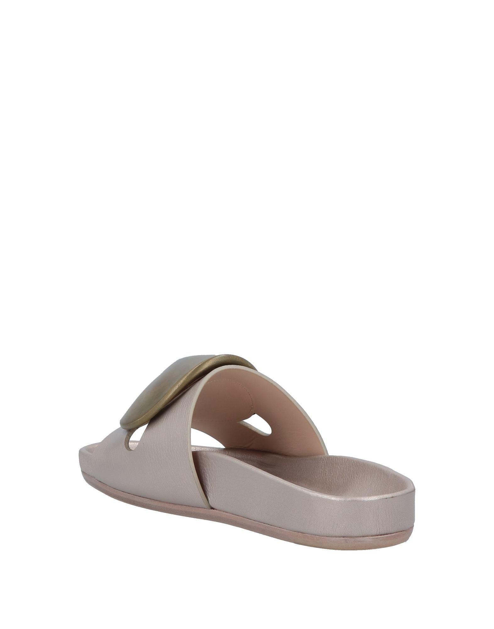 6a6f42a5f821 Lyst - Rick Owens Sandals in Gray