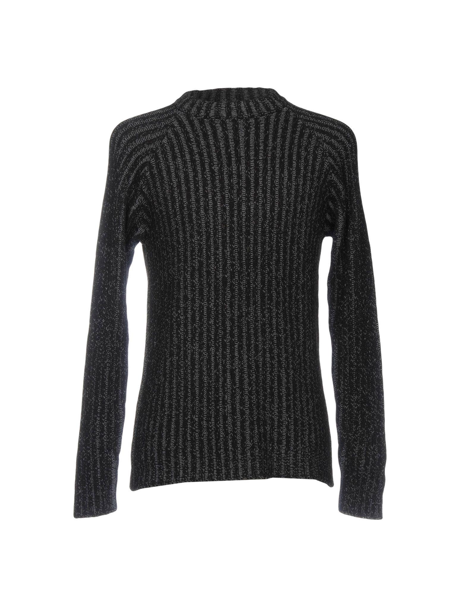 Cheap monday Sweater in Black for Men | Lyst