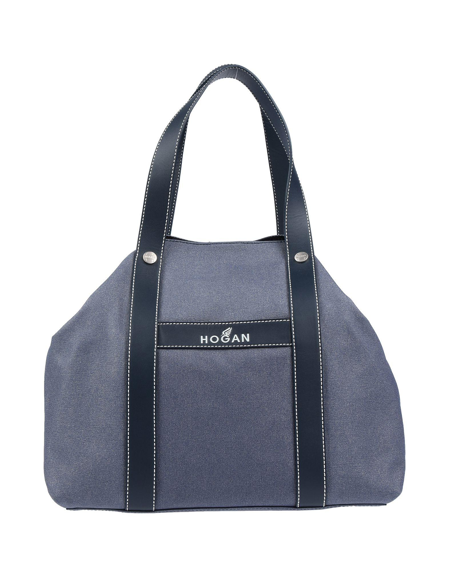 Lyst - Hogan Handbag in Blue f85f05ebe9f2d