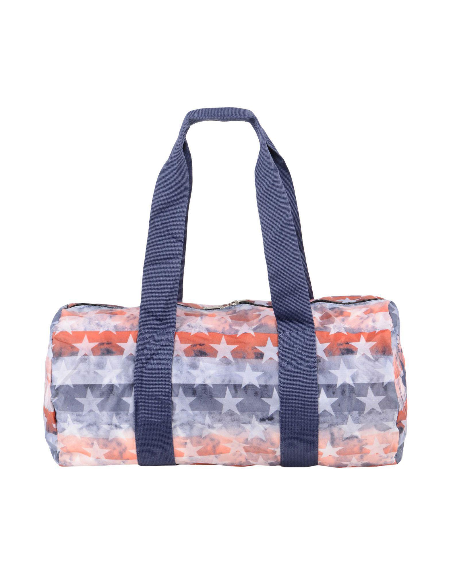 Converse Luggage in Blue - Lyst f34c9b9eb307f