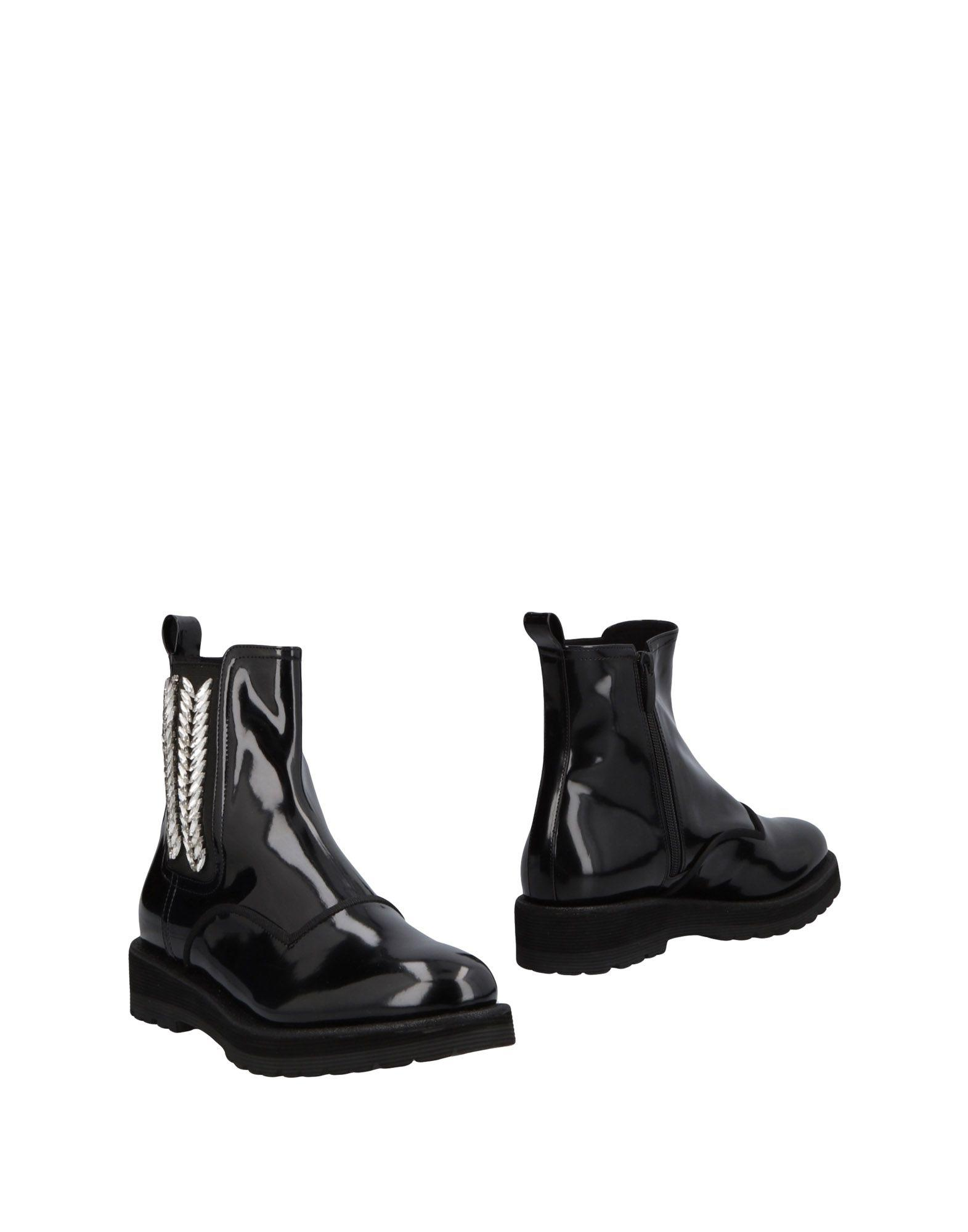 In Bonnie Black Lyst Ankle Suecomma Boots Stndq66wx