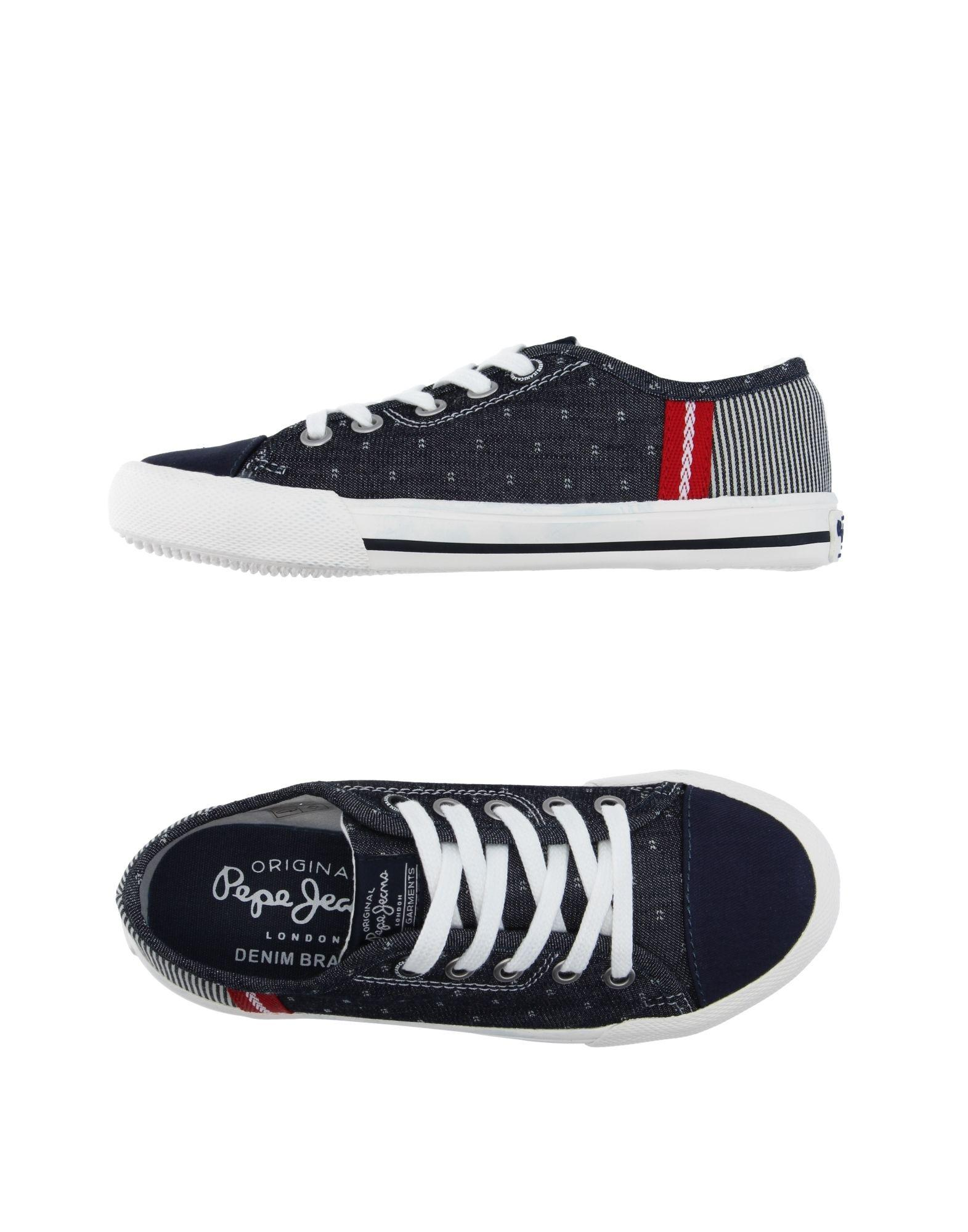 Pepe Jeans Bas-tops Et Baskets i9y8RDaSTs