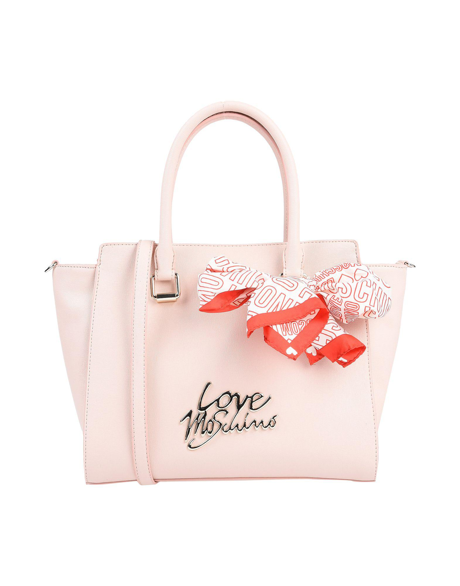 Love Sac Moschino Main En Lyst À Coloris Rose jMGqUzLVpS