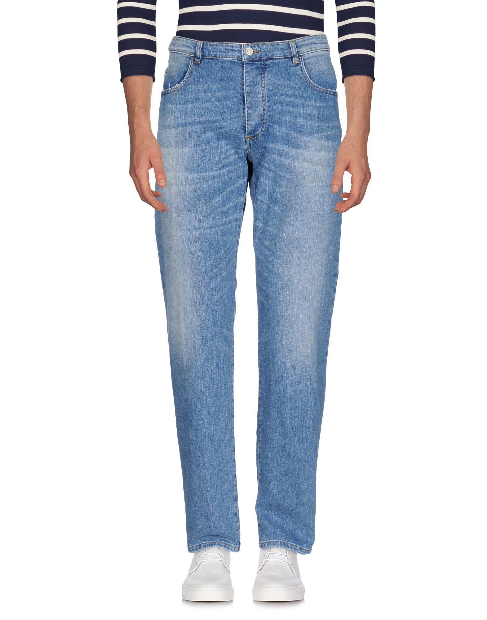 DENIM - Denim trousers Officina 36 Free Shipping Latest N8NG8THh
