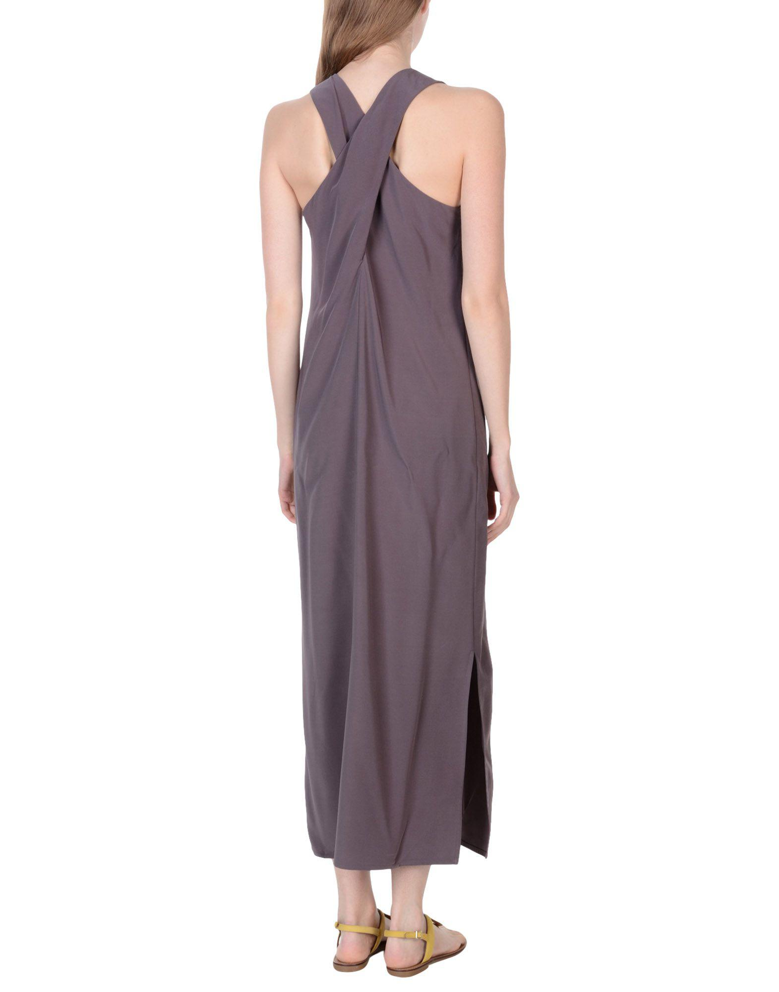 DRESSES - Long dresses Lamberto Losani N1Y61dg
