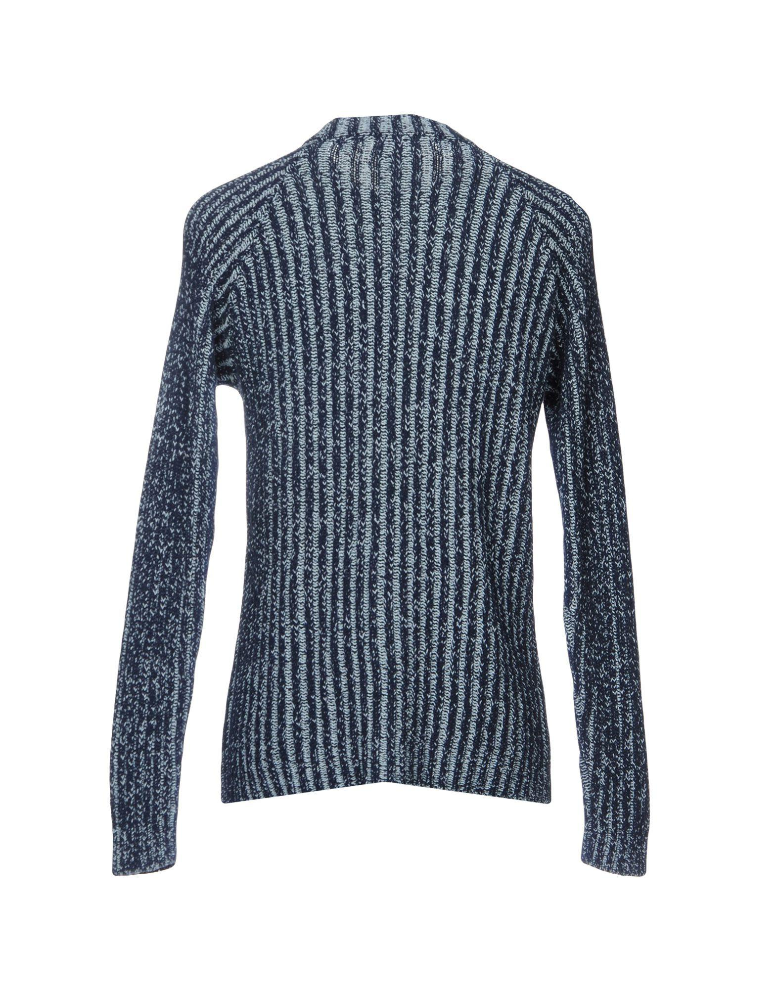 Cheap monday Sweater in Blue for Men | Lyst