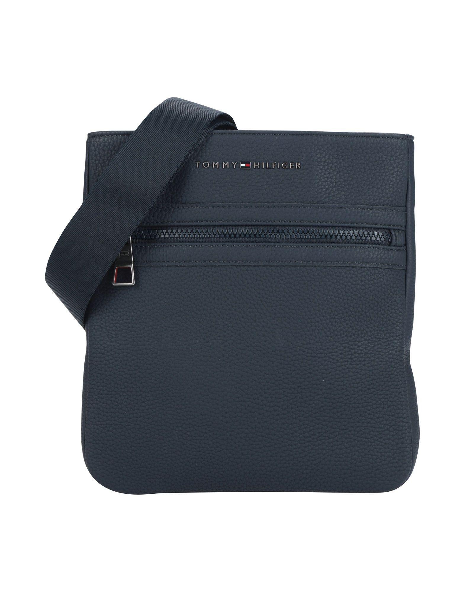 a203bbe7b57 Tommy Hilfiger - Blue Cross-body Bag for Men - Lyst. View fullscreen