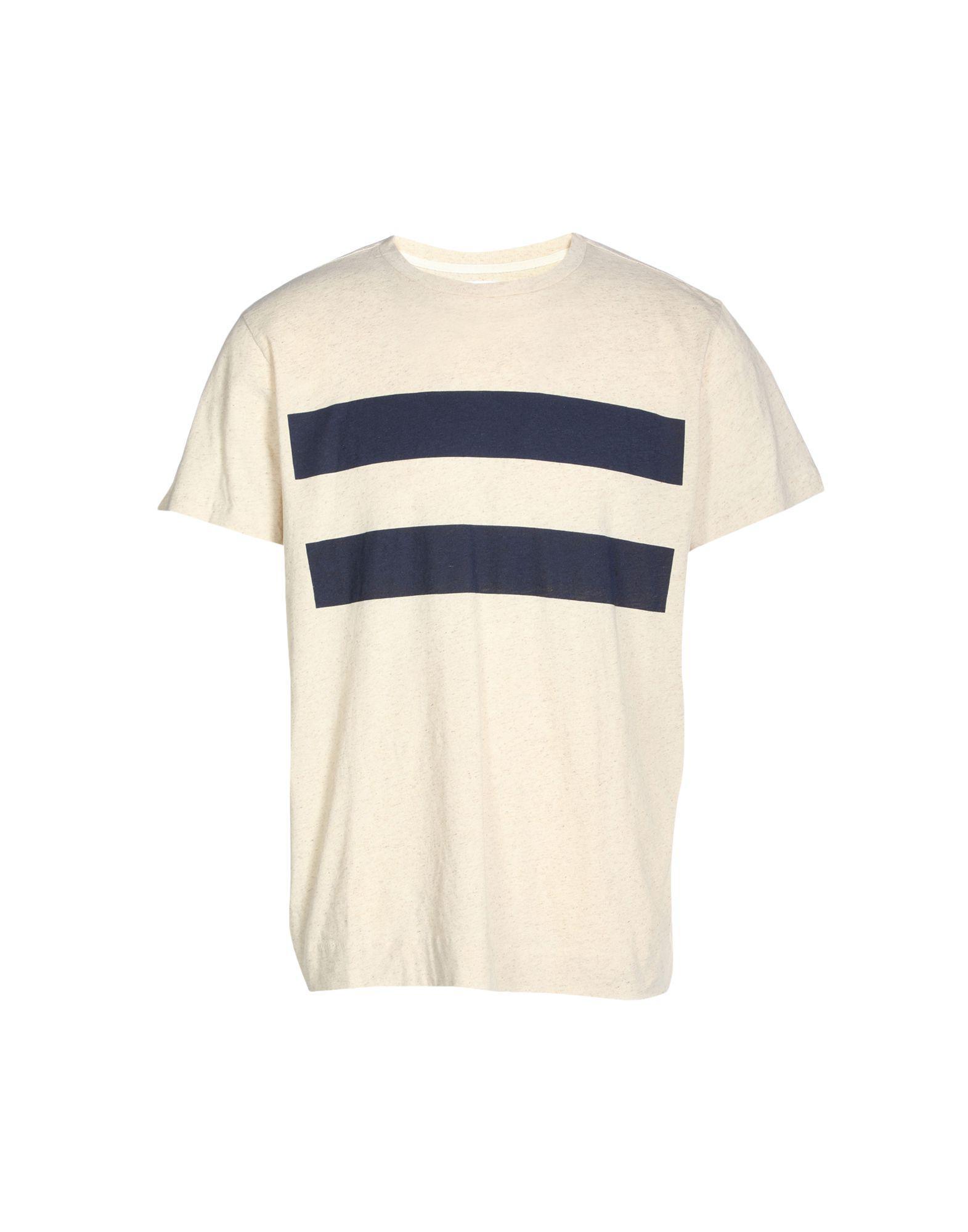 c5ef98e4560 Lyst - MHL by Margaret Howell Shirt in Natural for Men