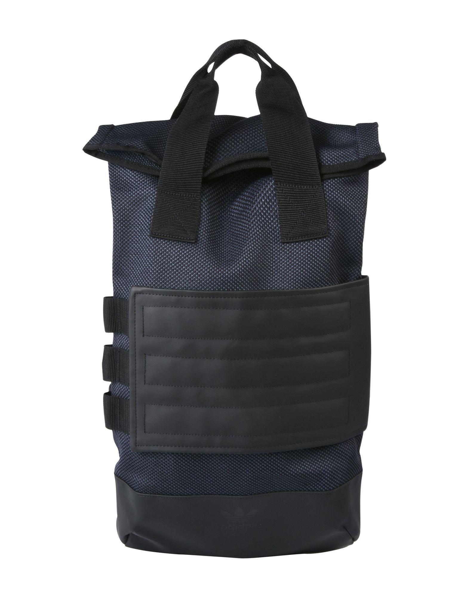 37f576f13d34 adidas Originals Backpacks   Fanny Packs in Black for Men - Lyst