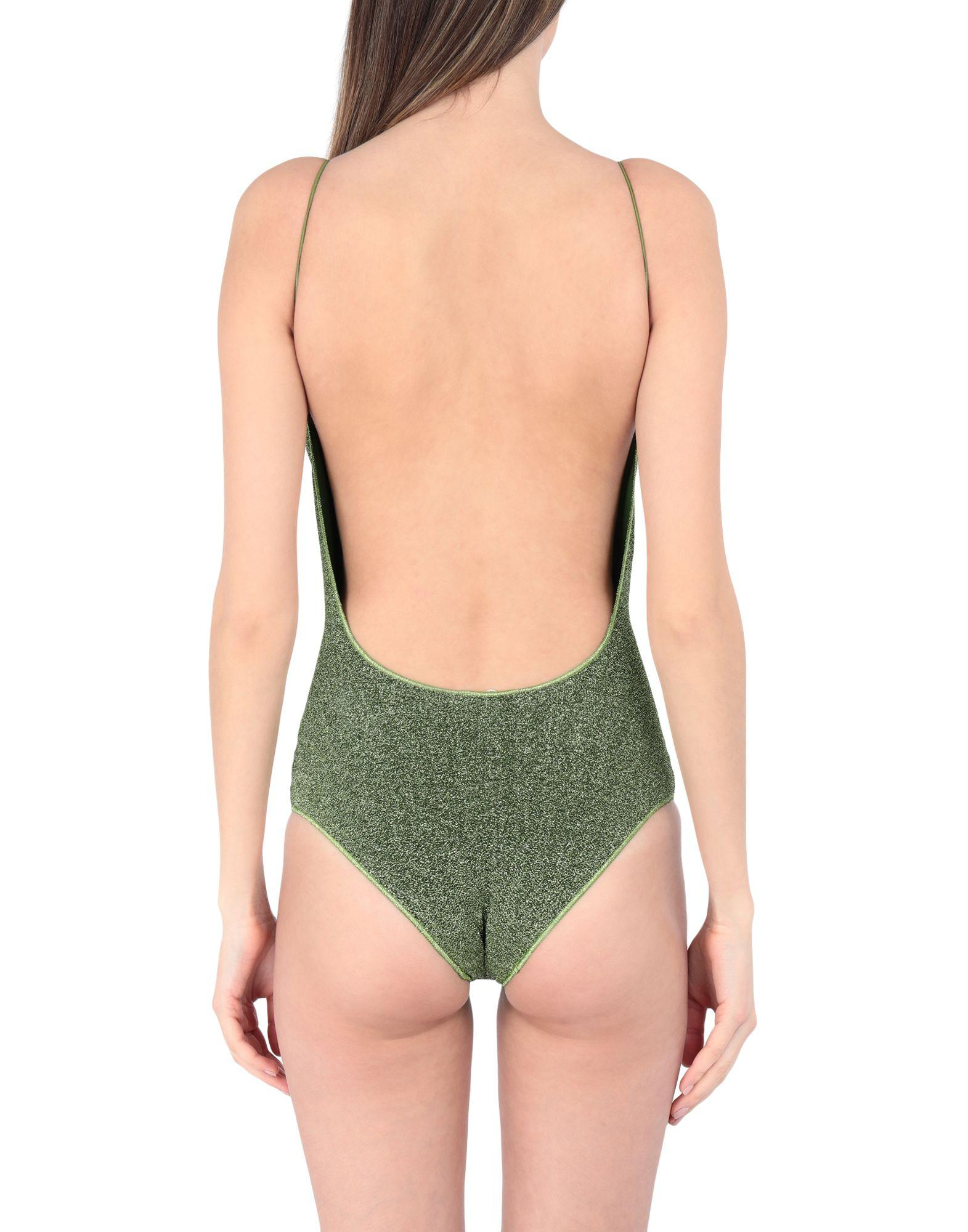 a5336421d48 ... One-piece Swimsuit - Lyst. View fullscreen