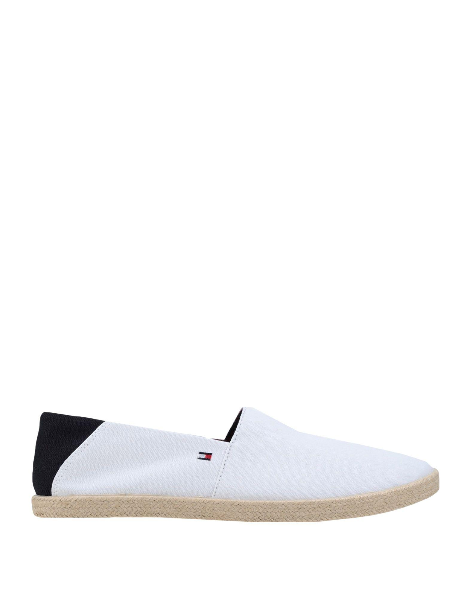 e158aec4be1c Lyst - Tommy Hilfiger Espadrilles in White for Men