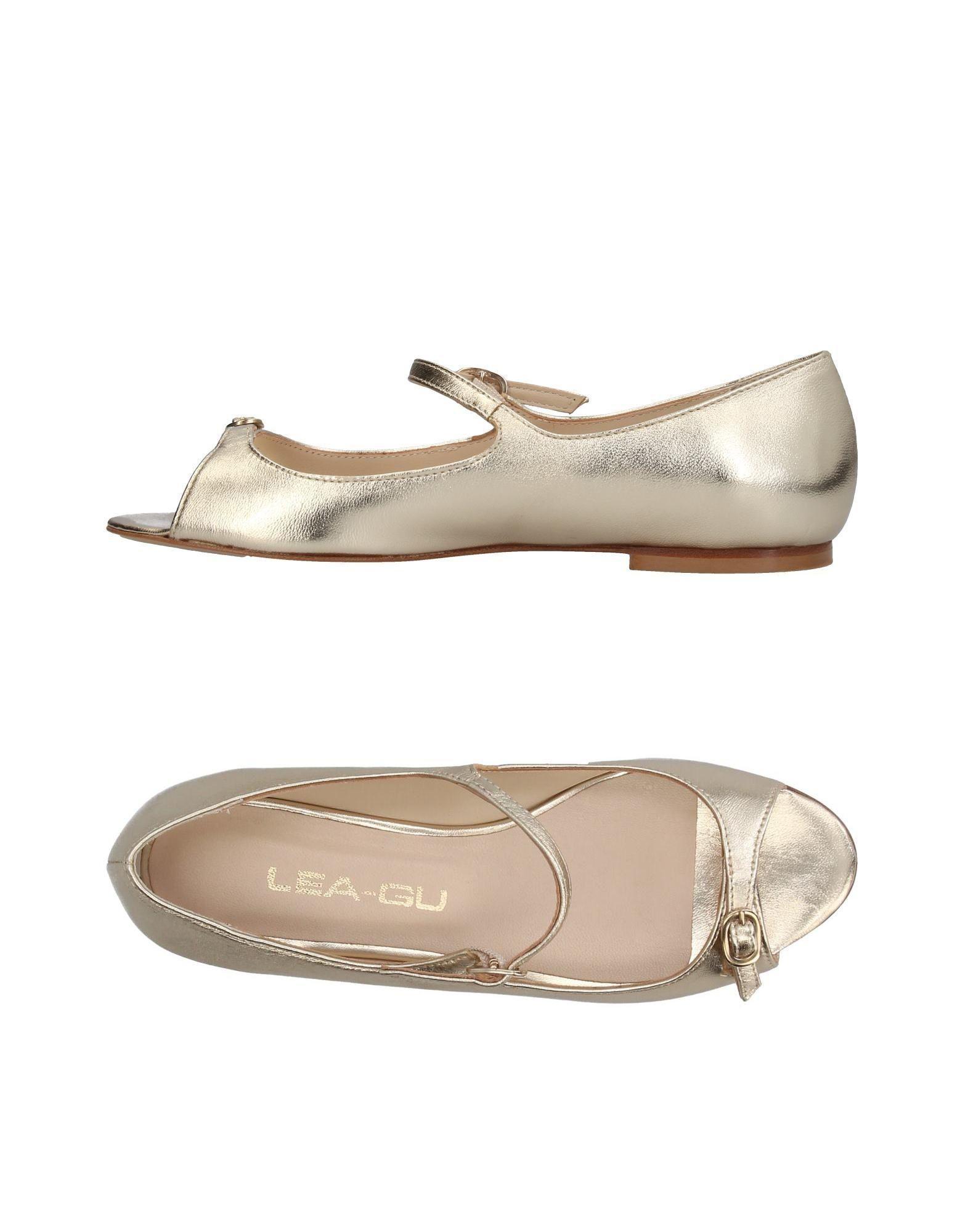 Chaussures - Ballerines-gu Ica 4q6pmBN1la