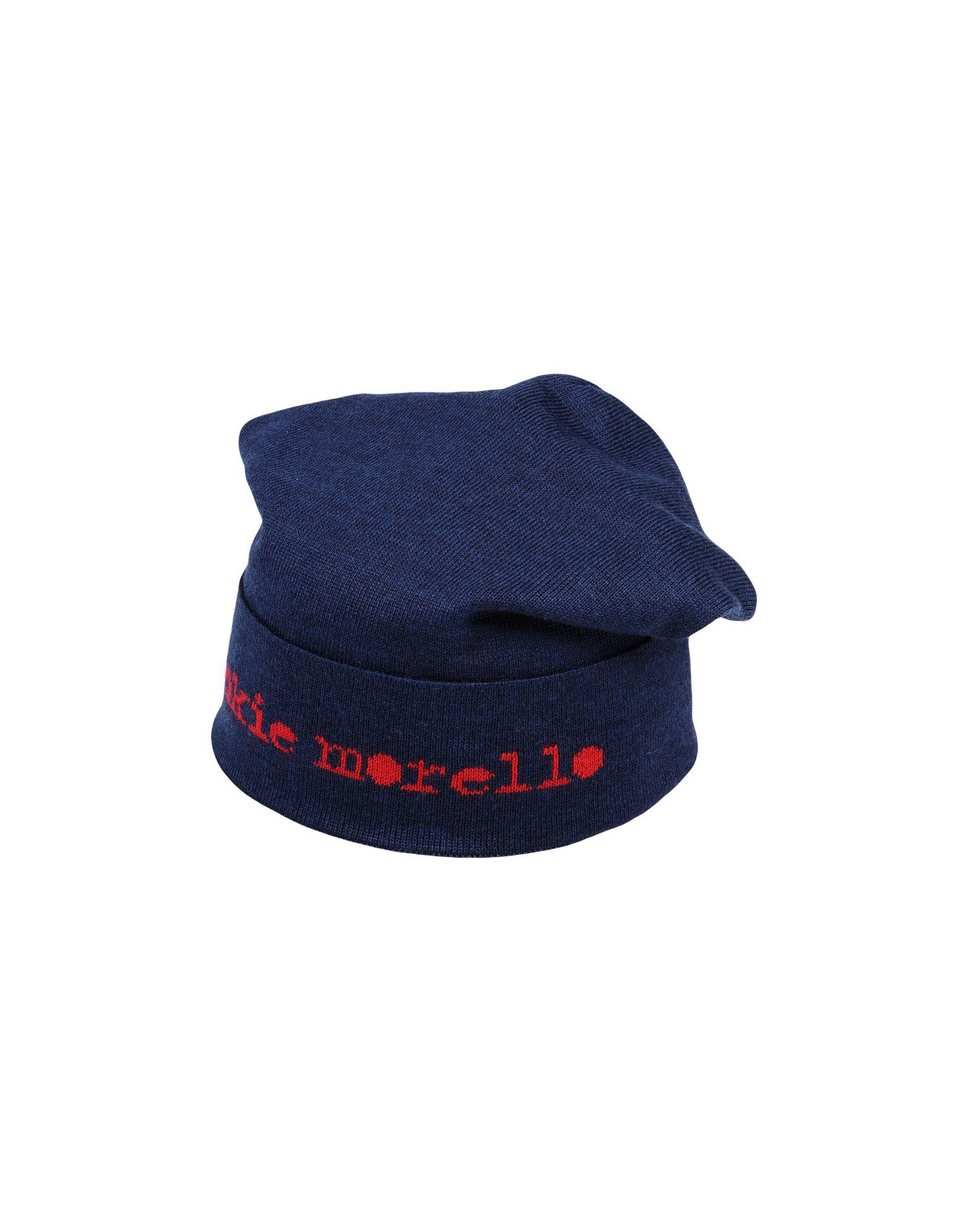 Lyst - Frankie Morello Hat in Blue for Men ed20a8522bde