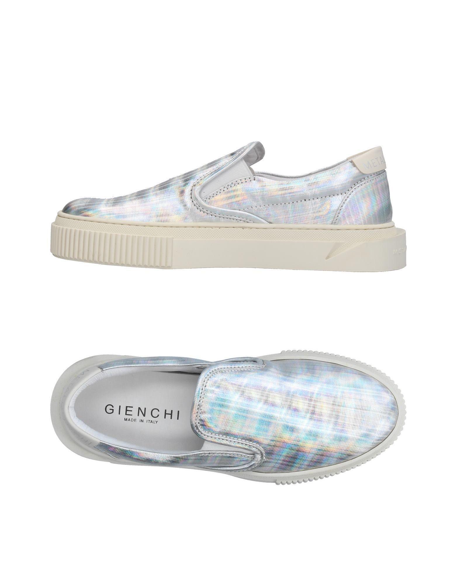 Chaussures - Bas-tops Et Baskets Gienchi LEGM6JNqKC