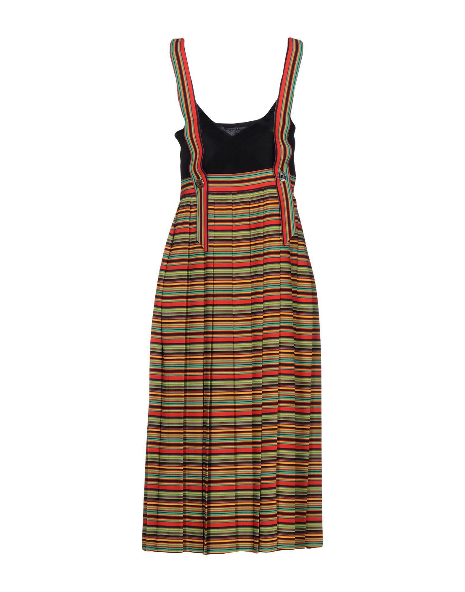 DRESSES - 3/4 length dresses Marco De Vincenzo adboew2