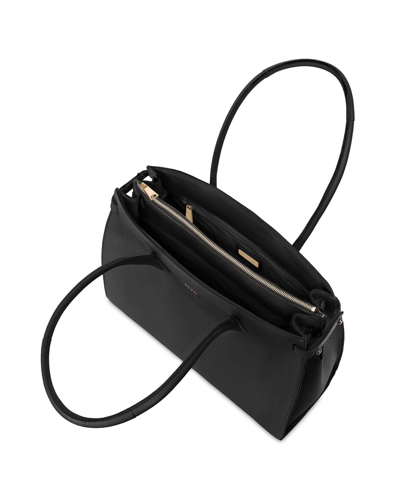 9d0ec2cba24c Lyst - Furla Handbag in Black - Save 30%