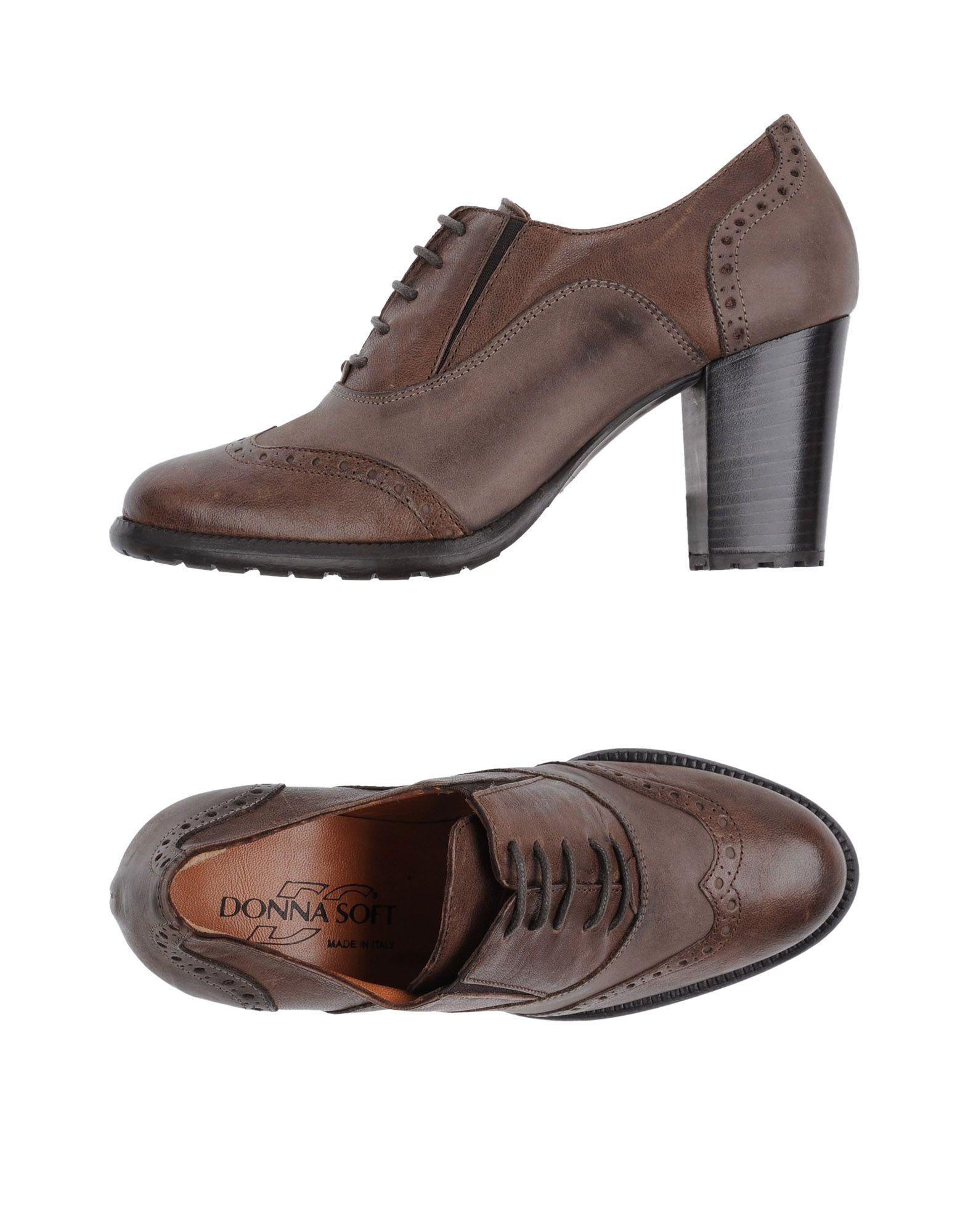 FOOTWEAR - Lace-up shoes Donna Soft VlMrP