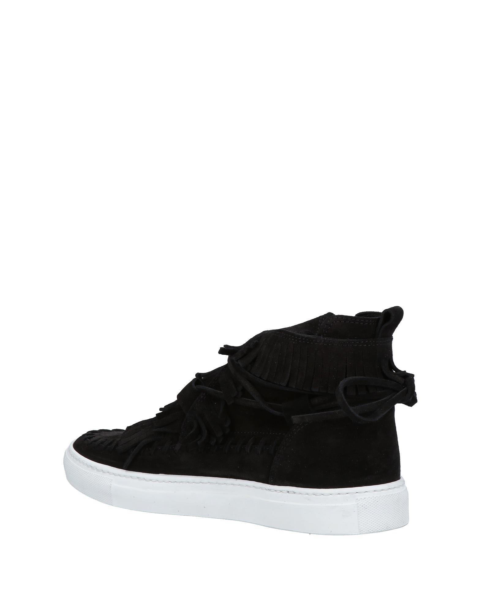 4a4053f1160 Casadei High-tops & Sneakers in Black for Men - Lyst