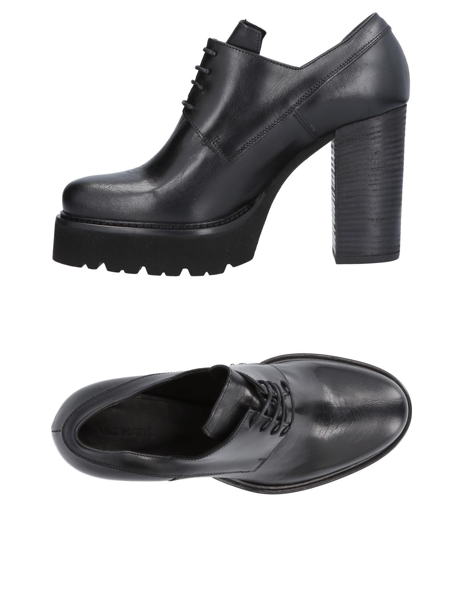 FOOTWEAR - Lace-up shoes Vic Mati DEdu6zq