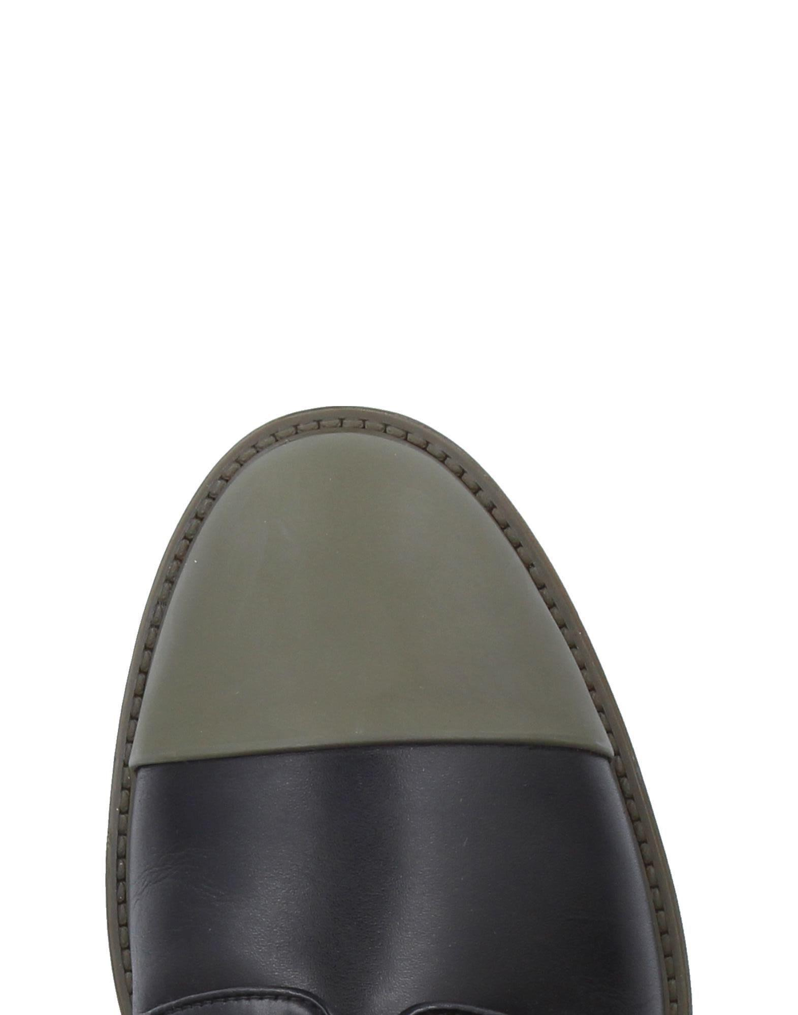 fe61bec063b Lyst - Alberto Guardiani Lace-up Shoe in Green for Men