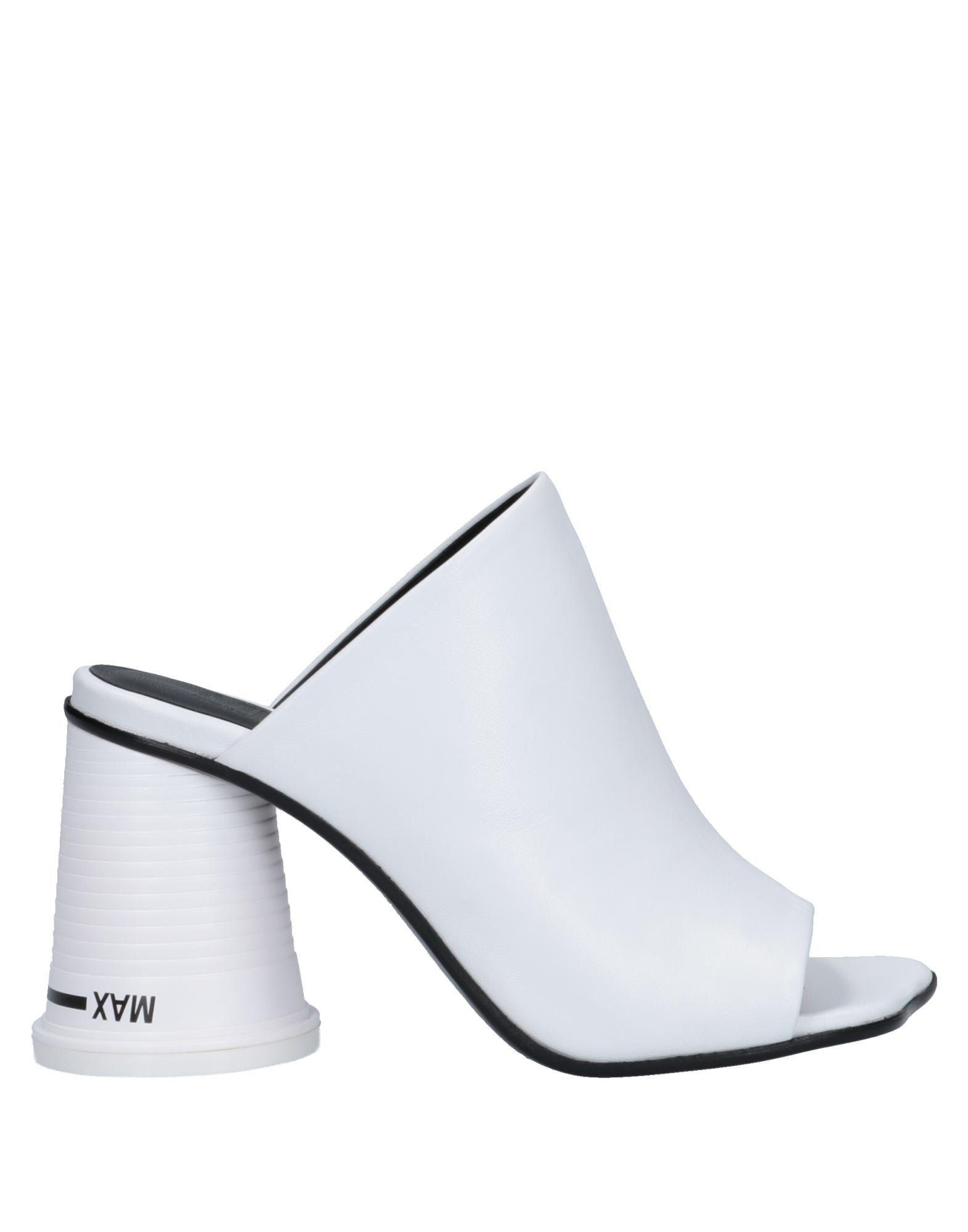 92ff18a32a13 Lyst - Mm6 By Maison Martin Margiela Sandals in White