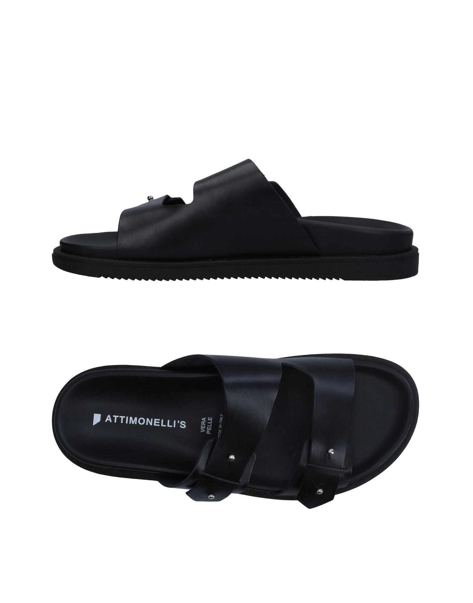 FOOTWEAR - Sandals ATTIMONELLIS MNpBk