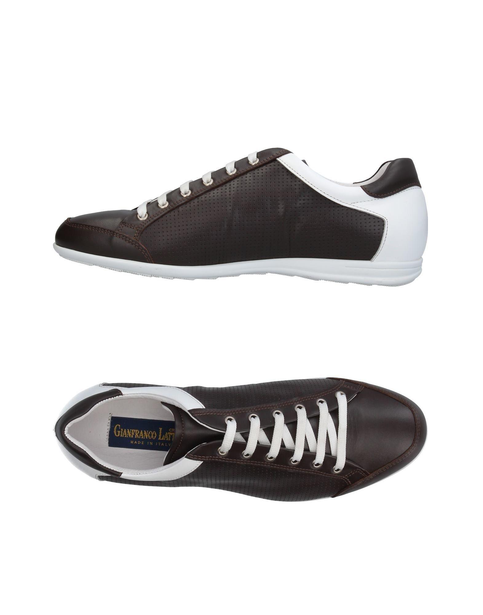 Chaussures - Bas-tops Et Baskets Gianfranco Lattanzi 4csf5A90