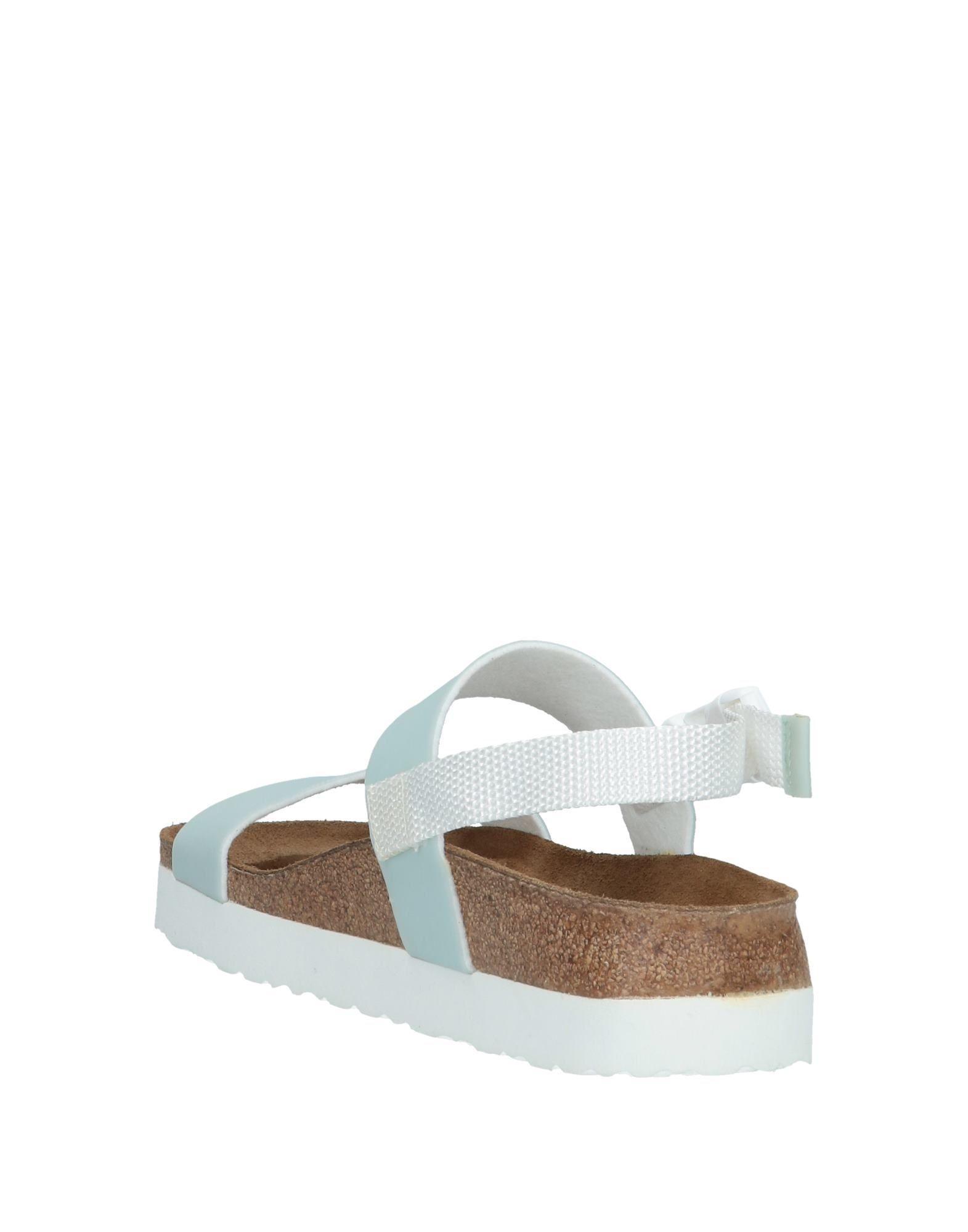 2917f660049437 Birkenstock Sandals in Blue - Lyst