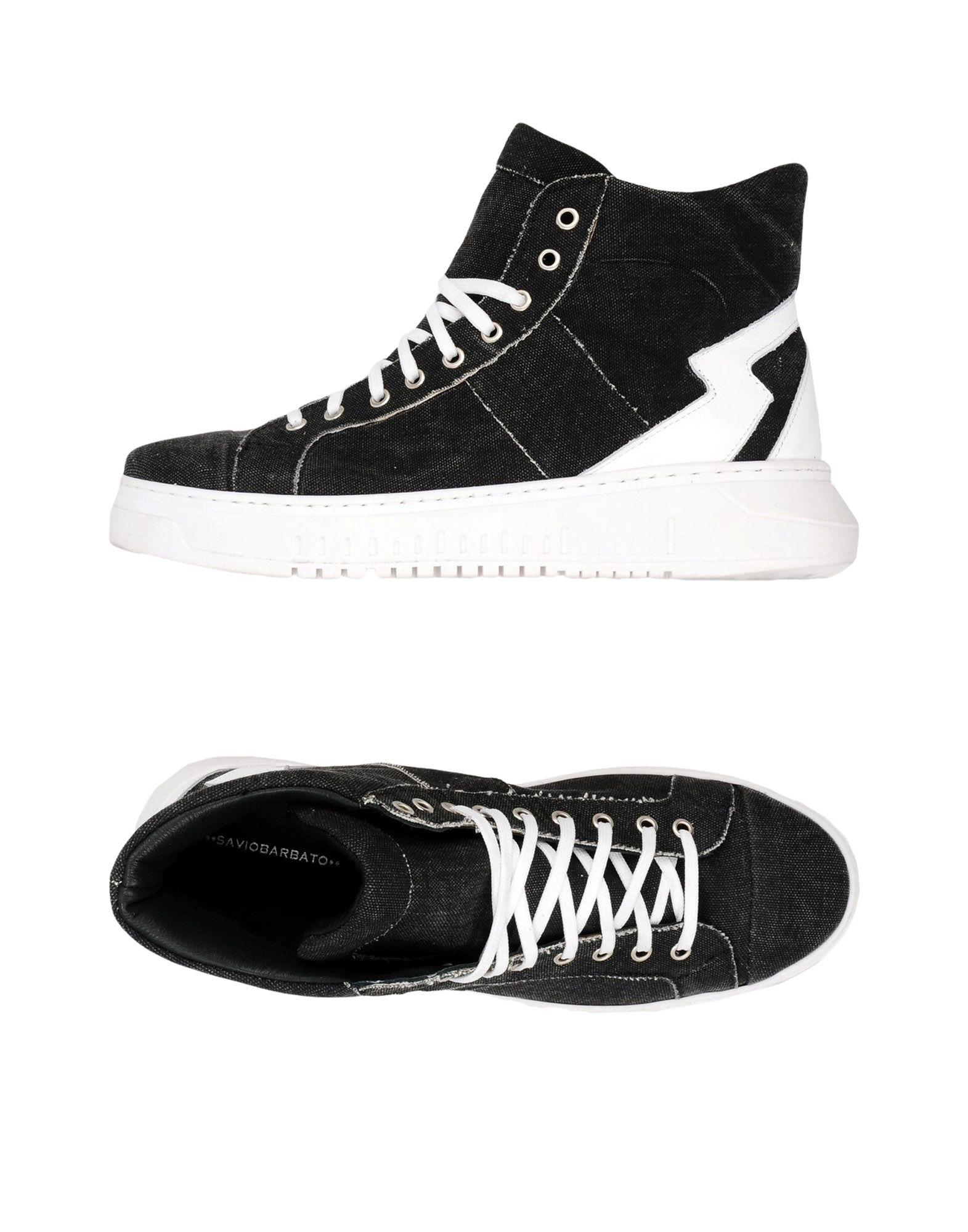 FOOTWEAR - Low-tops & sneakers Savio Barbato 3B0J1lzvDe