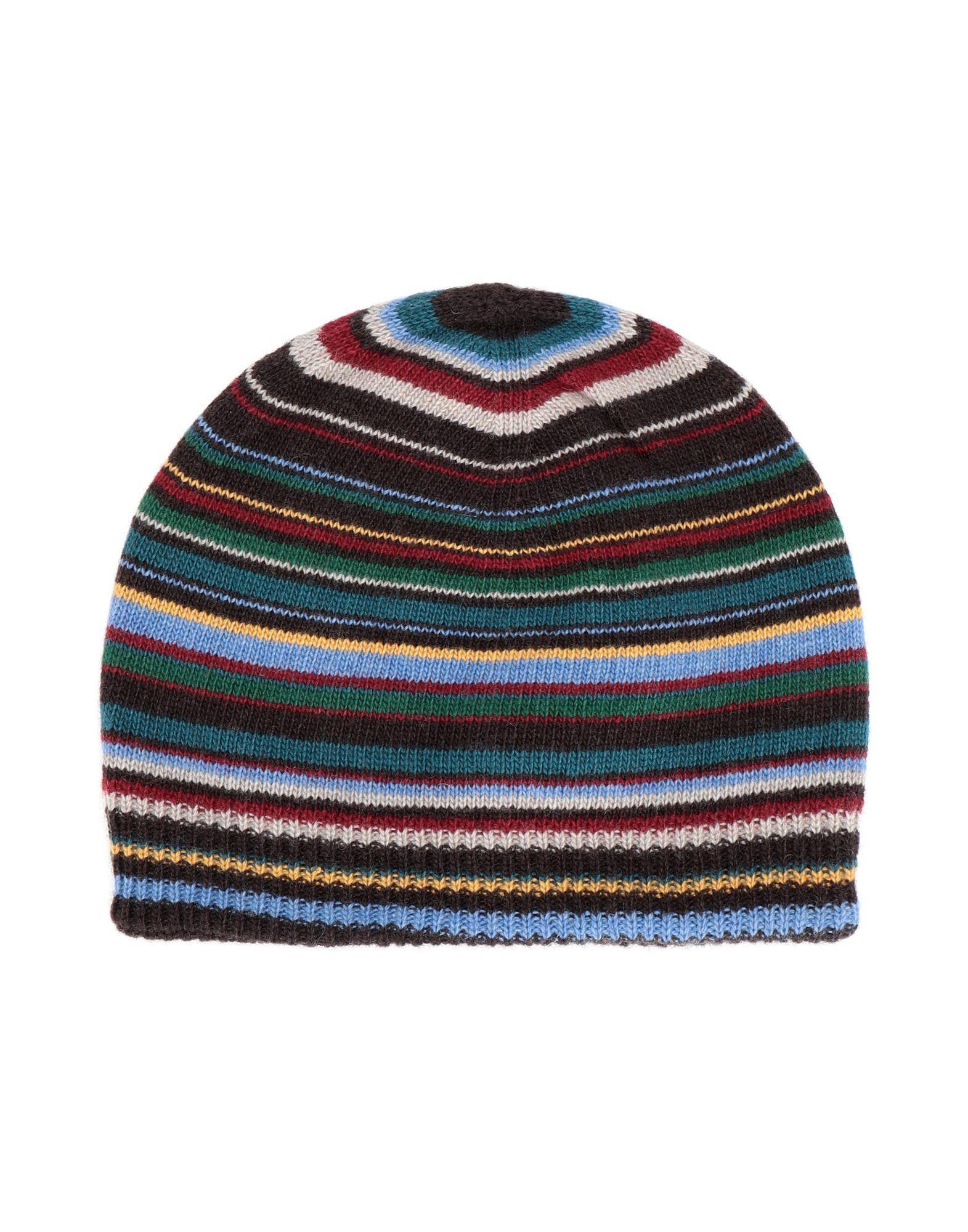 d889df6505b Lyst - Paul Smith Hat in Brown for Men