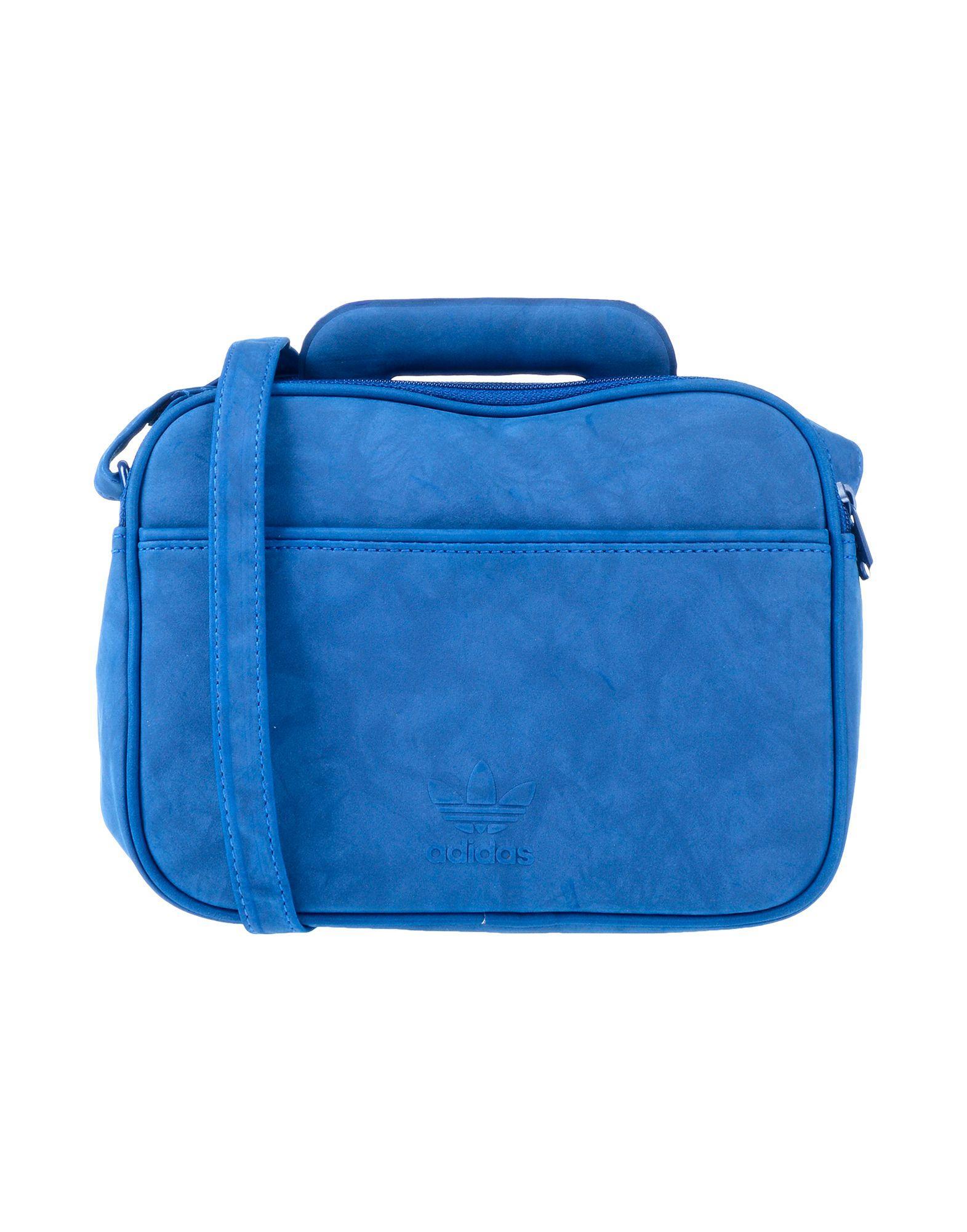 ed6fe3dc05 Sacs Bandoulière adidas Originals en coloris Bleu - Lyst